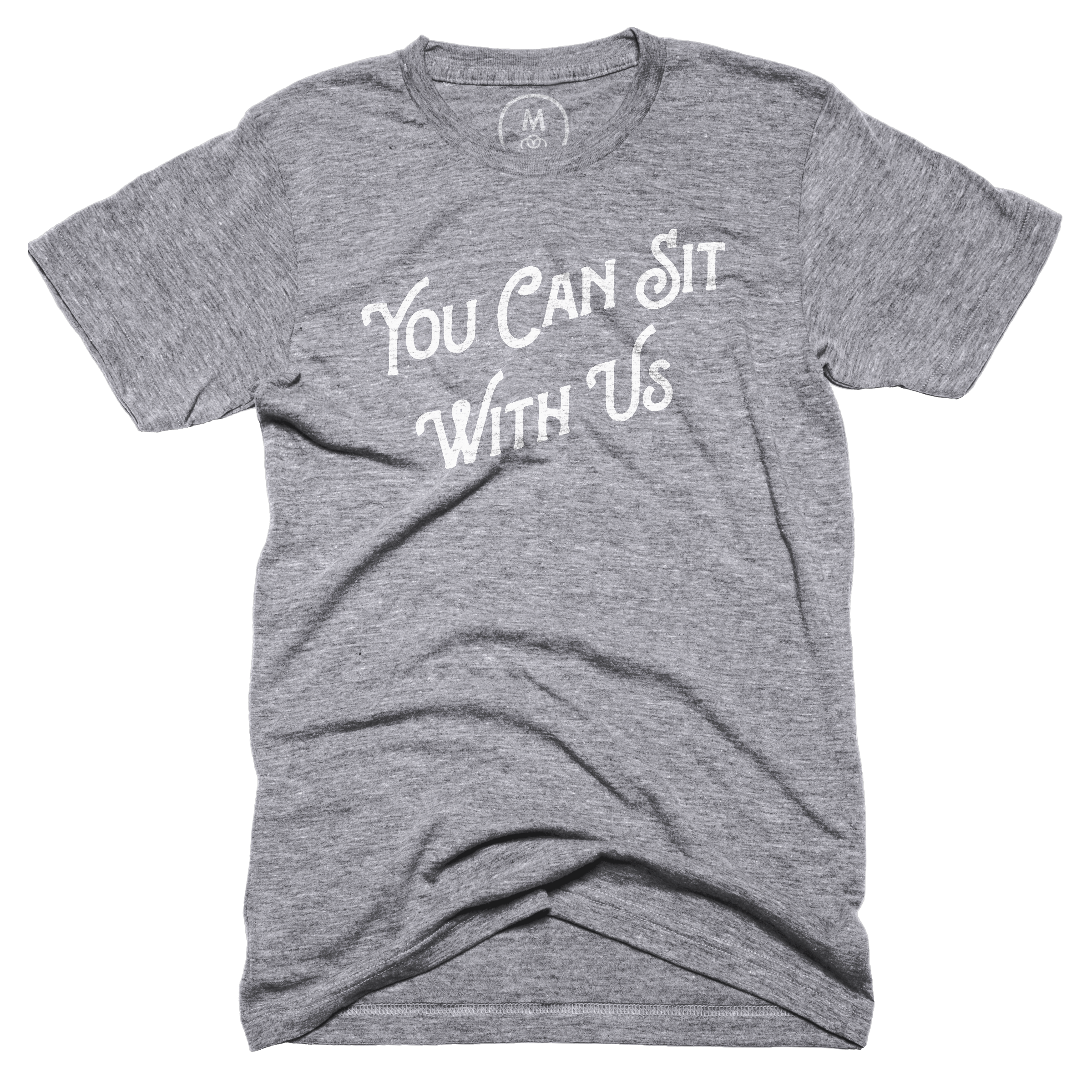 You Can Sit With Us Premium Heather (Men's)