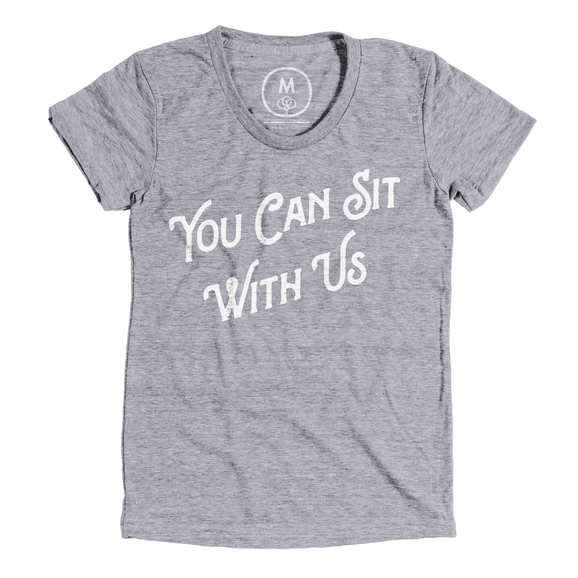 You Can Sit With Us Premium Heather (Women's)