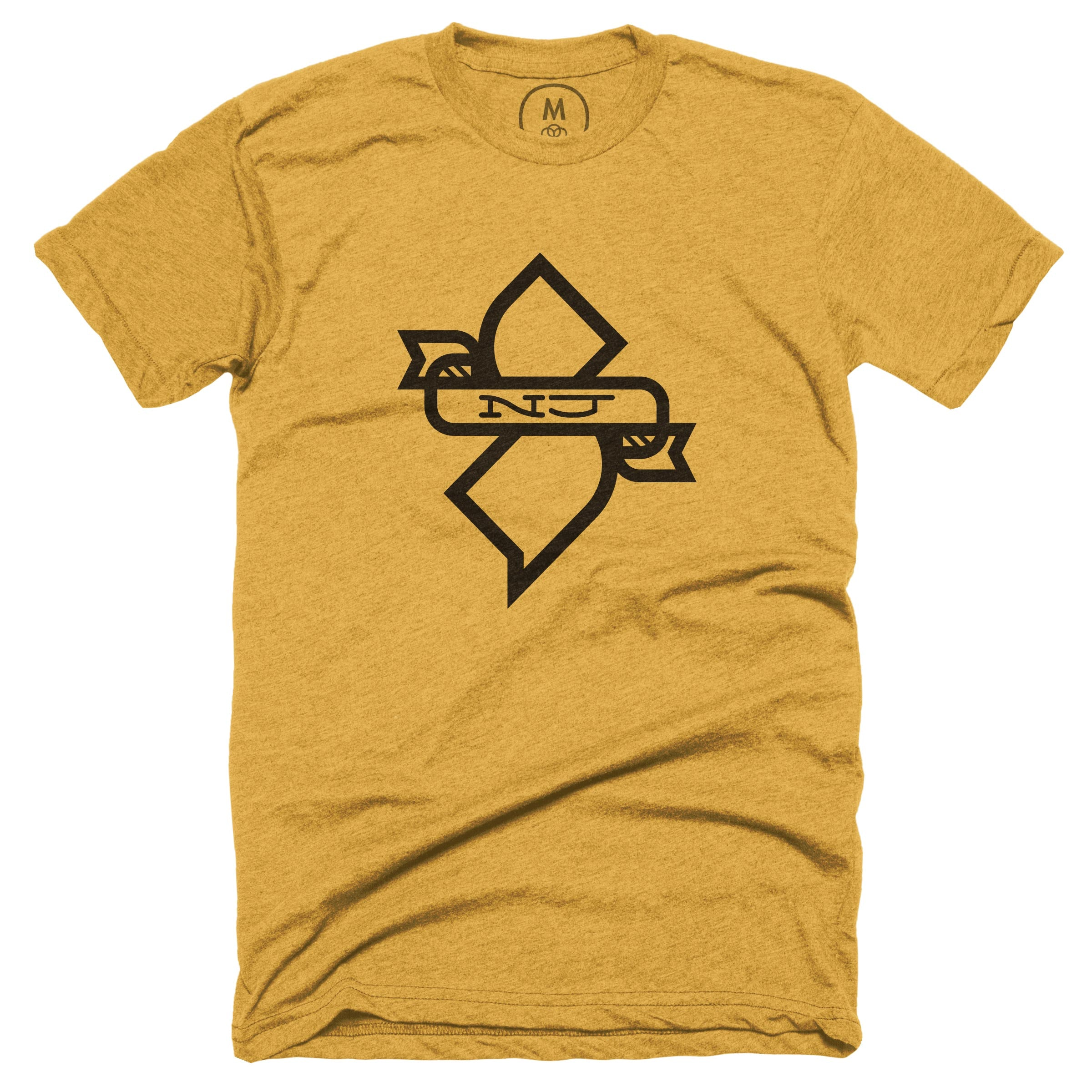 All Day Heather Gold (Men's)