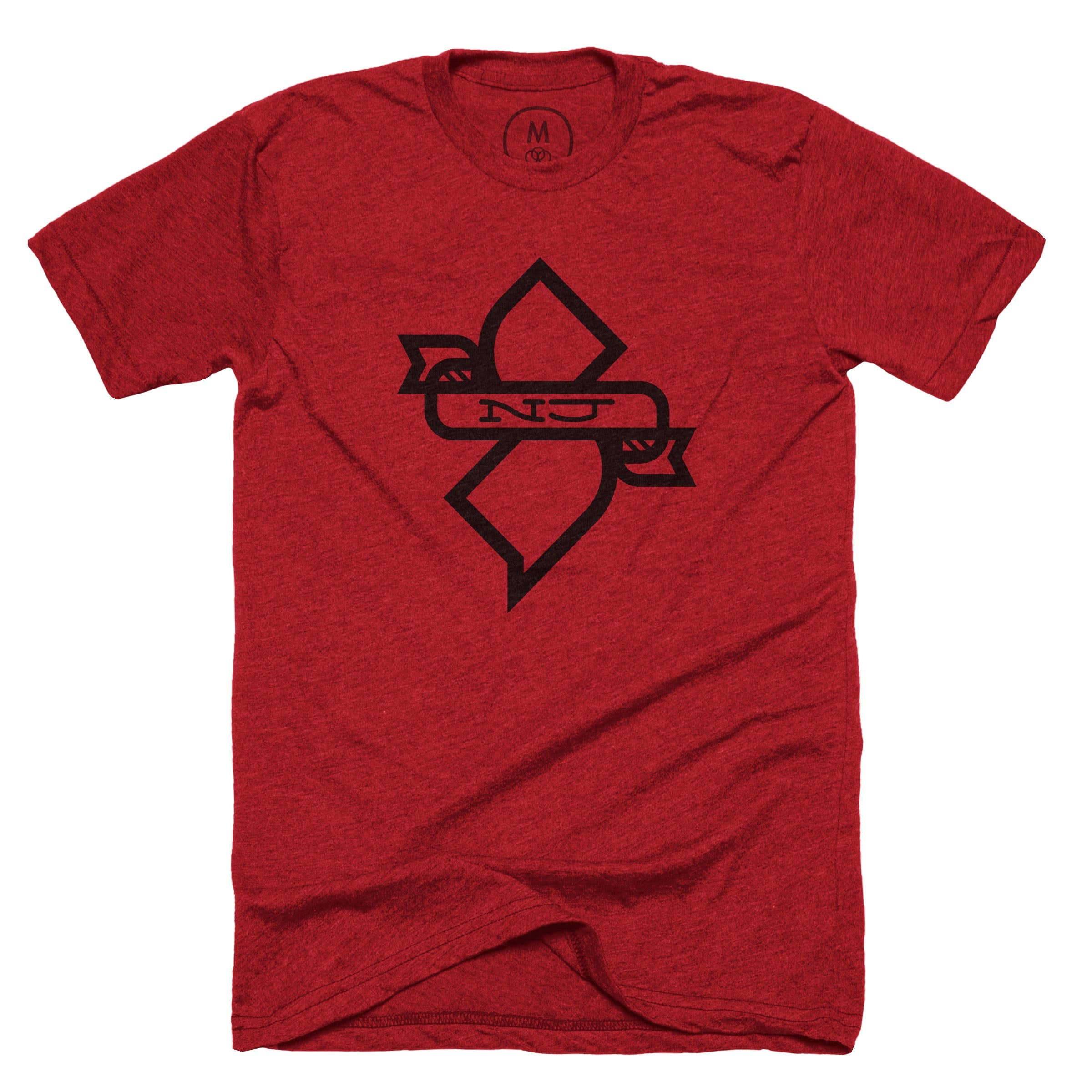 All Day Heather Red (Men's)