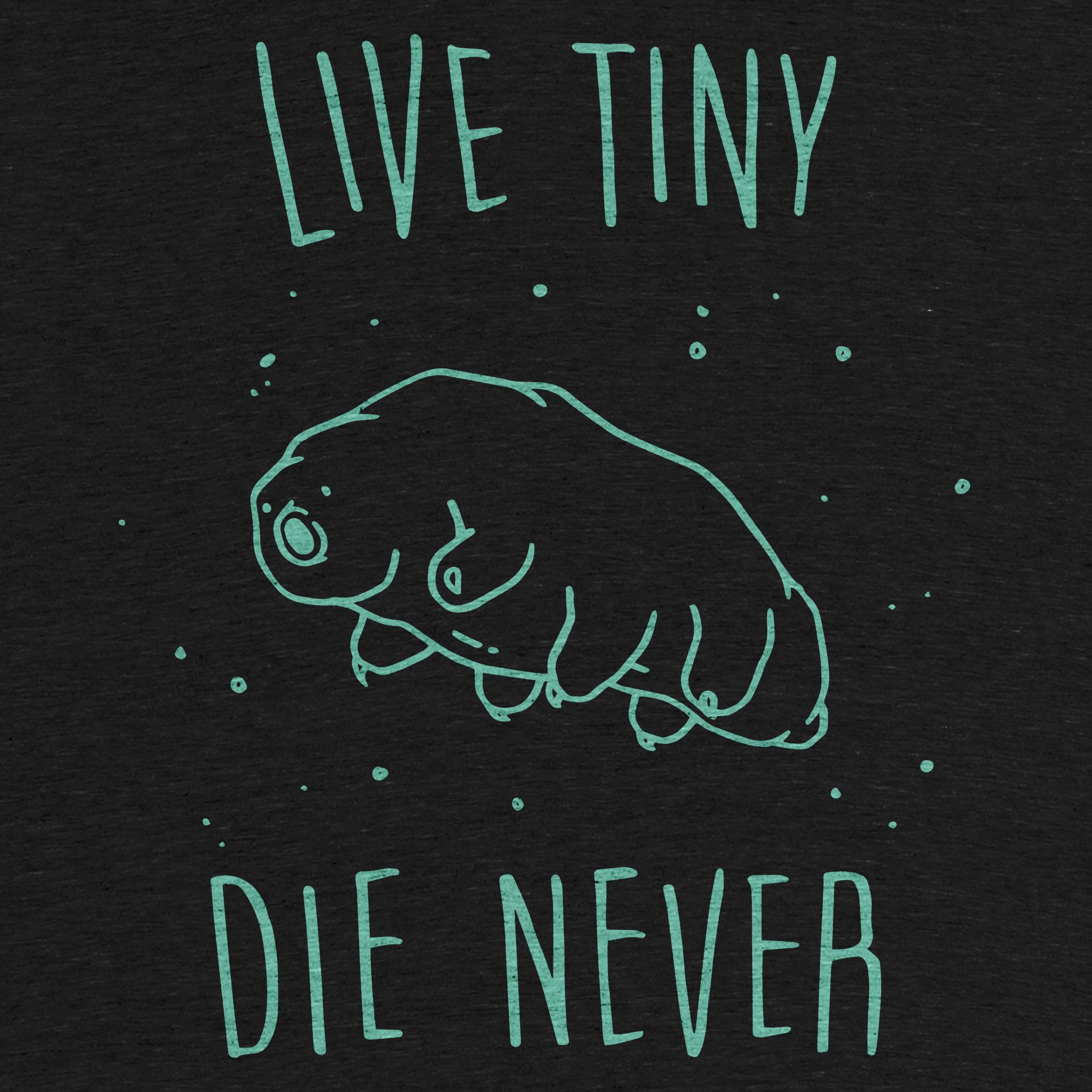 Live Tiny Tardigrade Detail