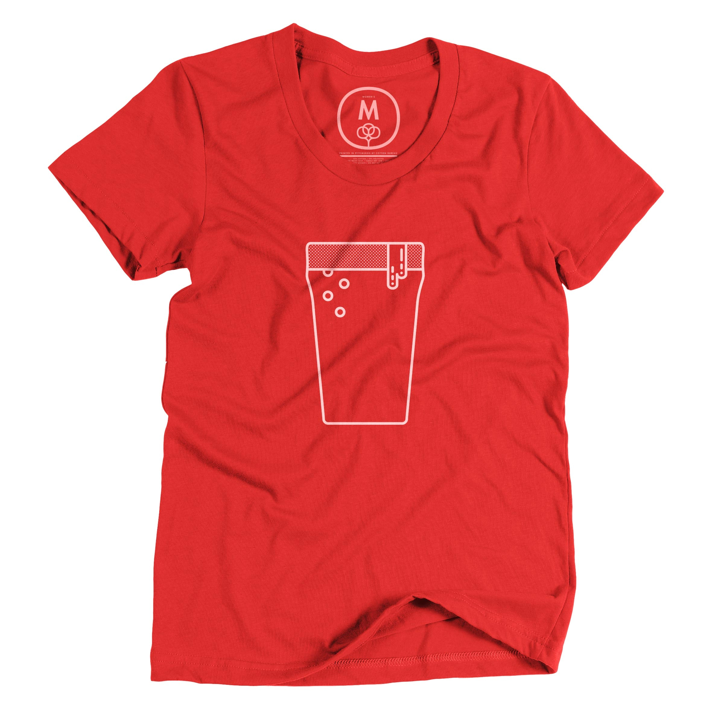 It's 5 o'clock somewhere. Red (Women's)