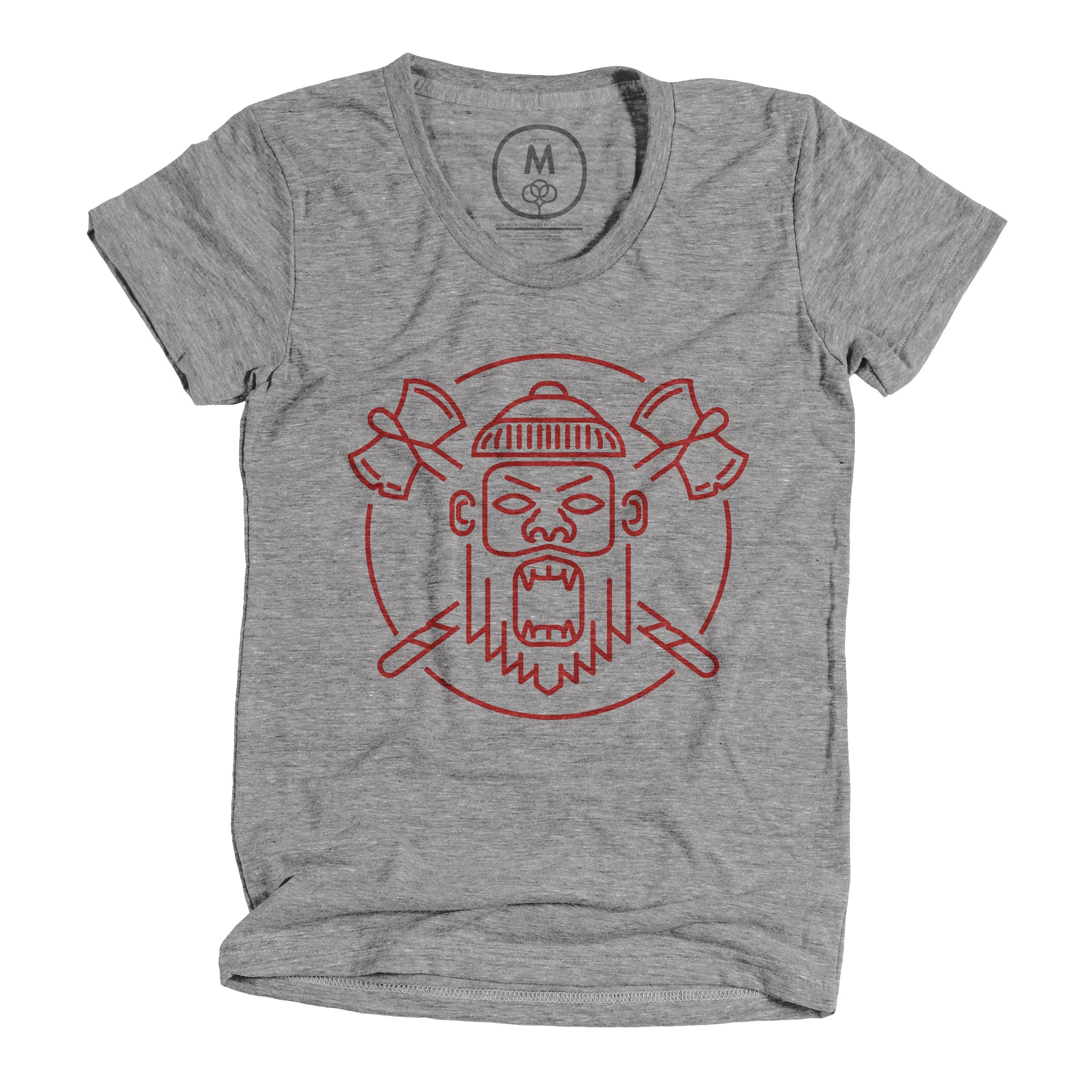 Lumberjack Athletic Grey (Women's)