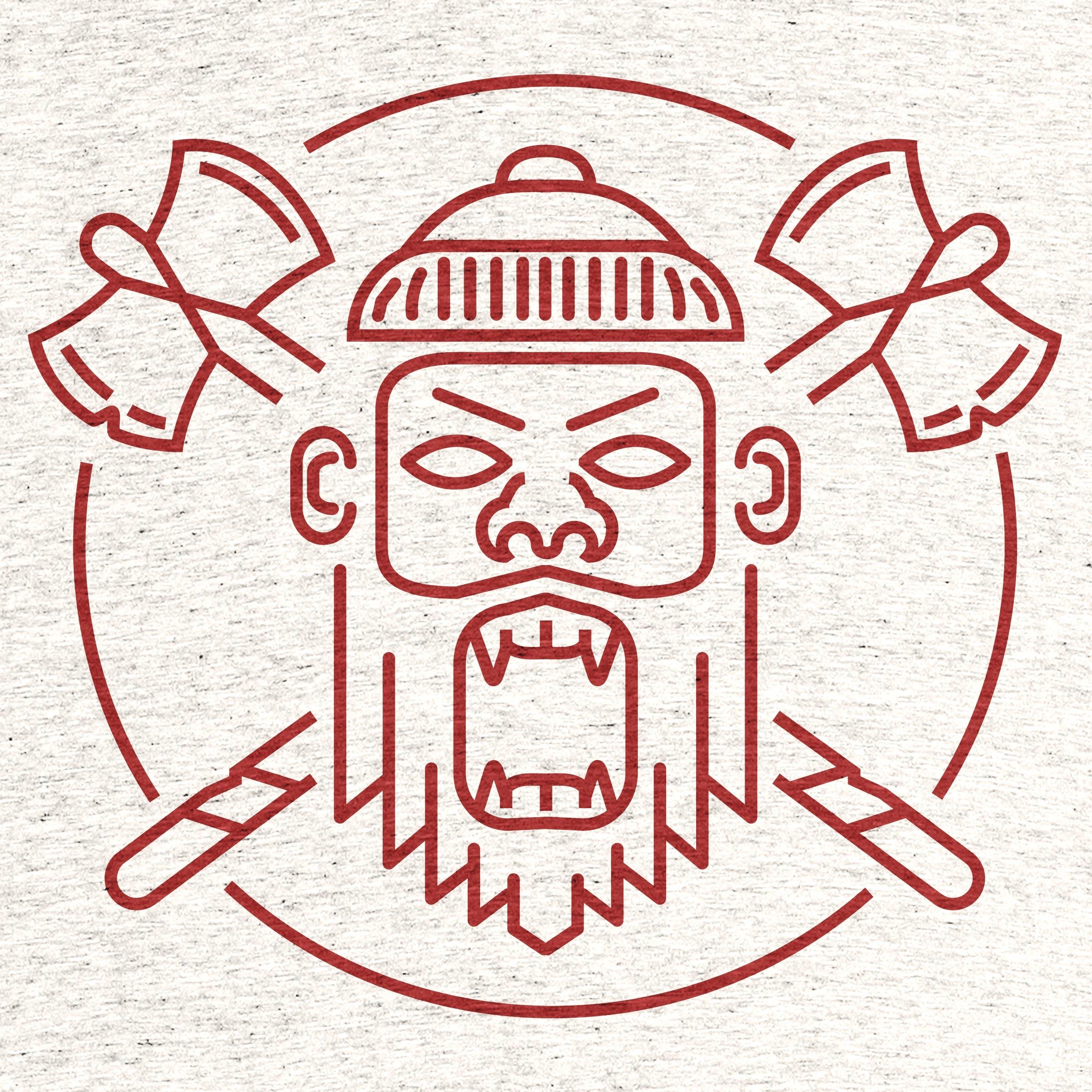 Lumberjack Detail
