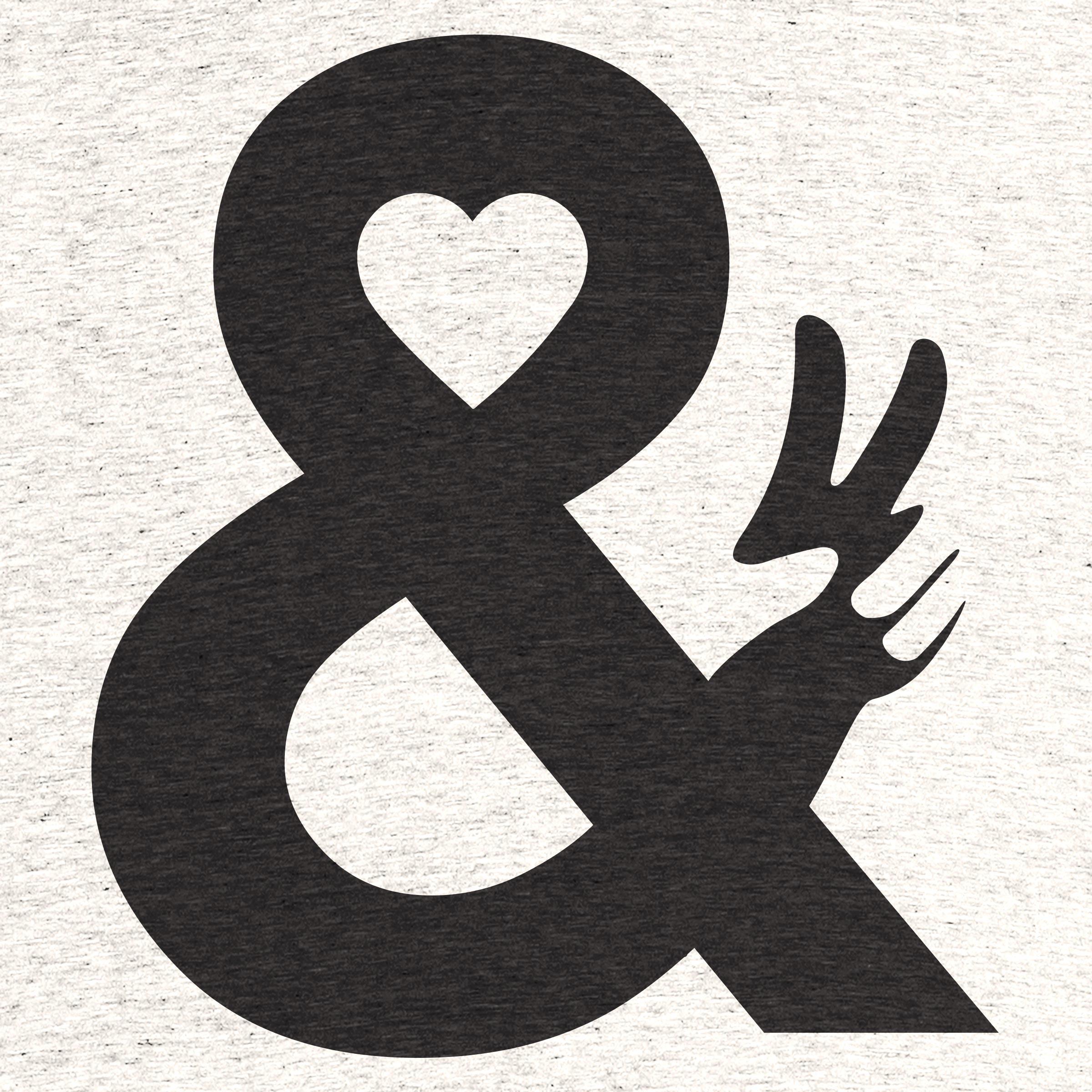 Love & Peace Detail