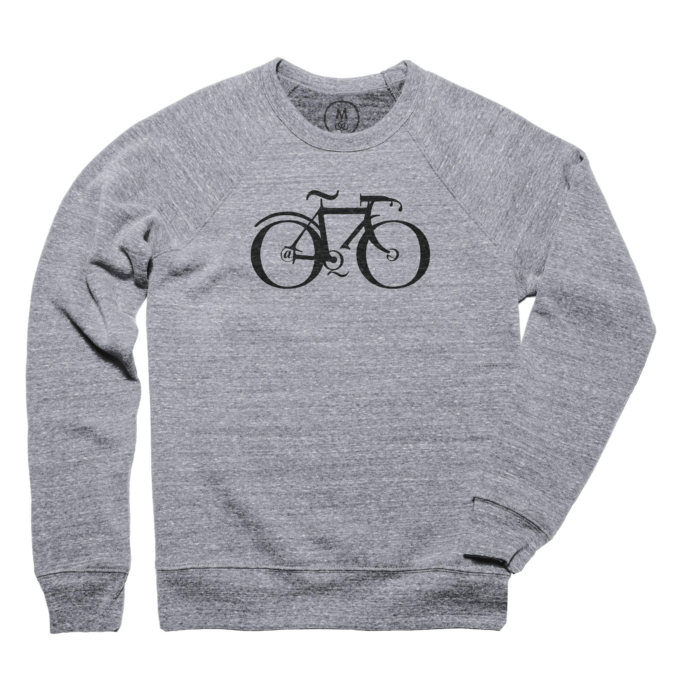 Type Bike Pullover Crewneck