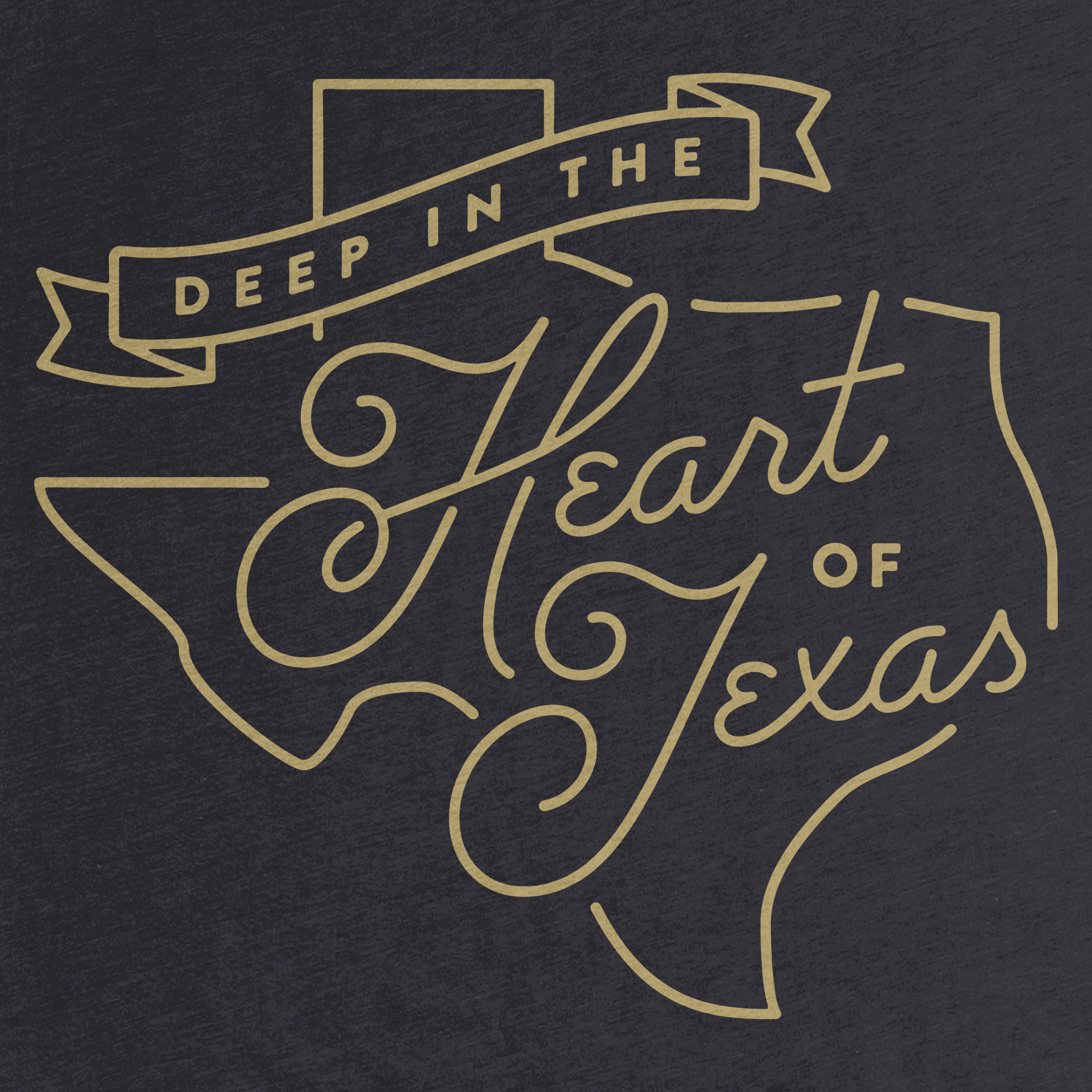 Deep in the Heart of Texas Detail