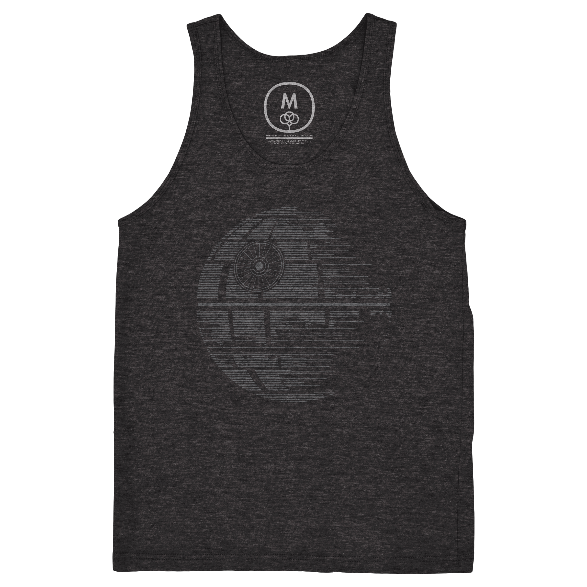 That's No Moon Tank Top