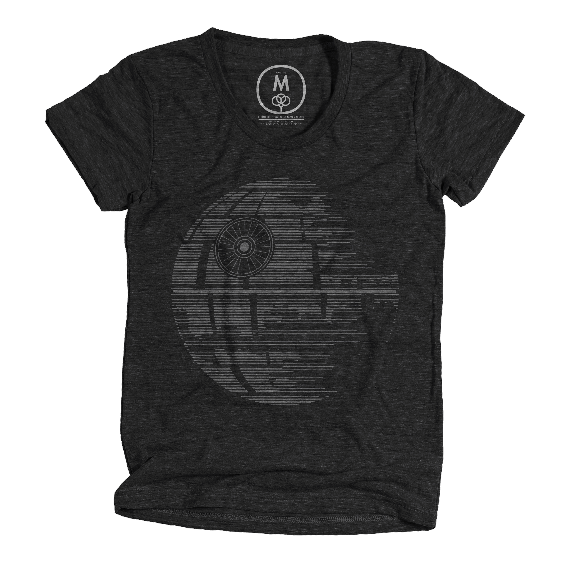 That's No Moon Vintage Black (Women's)