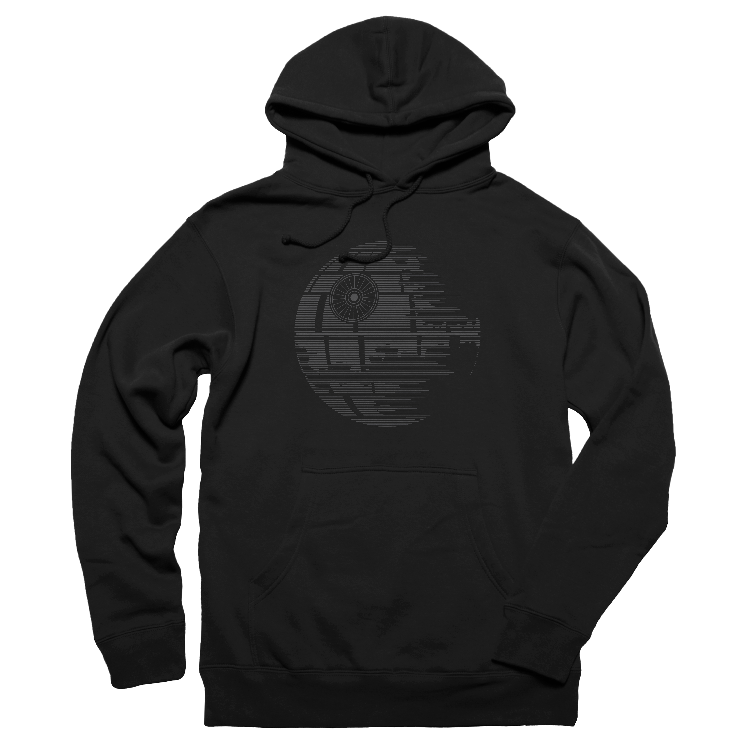 That's No Moon Pullover Hoodie