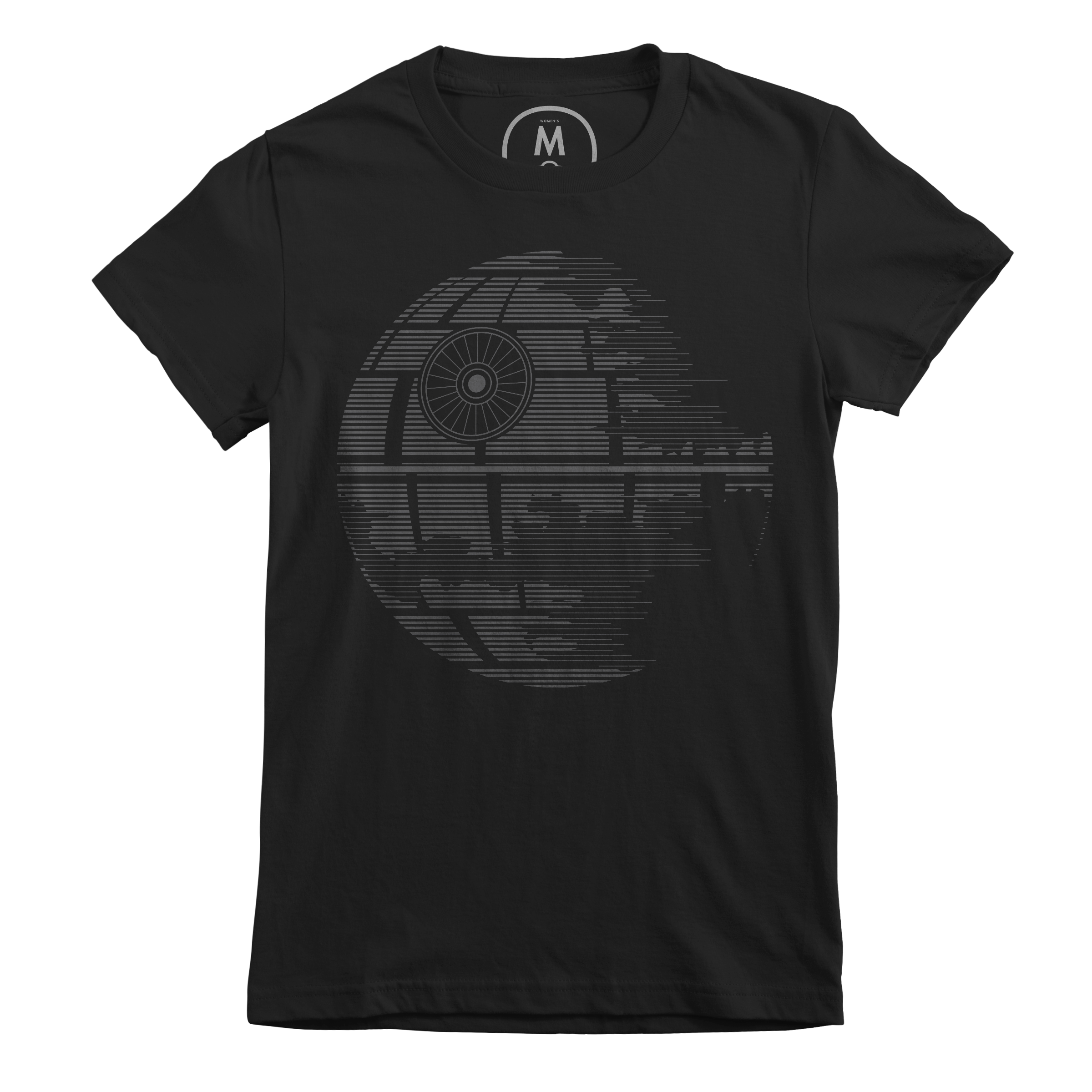 That's No Moon Black (Women's)