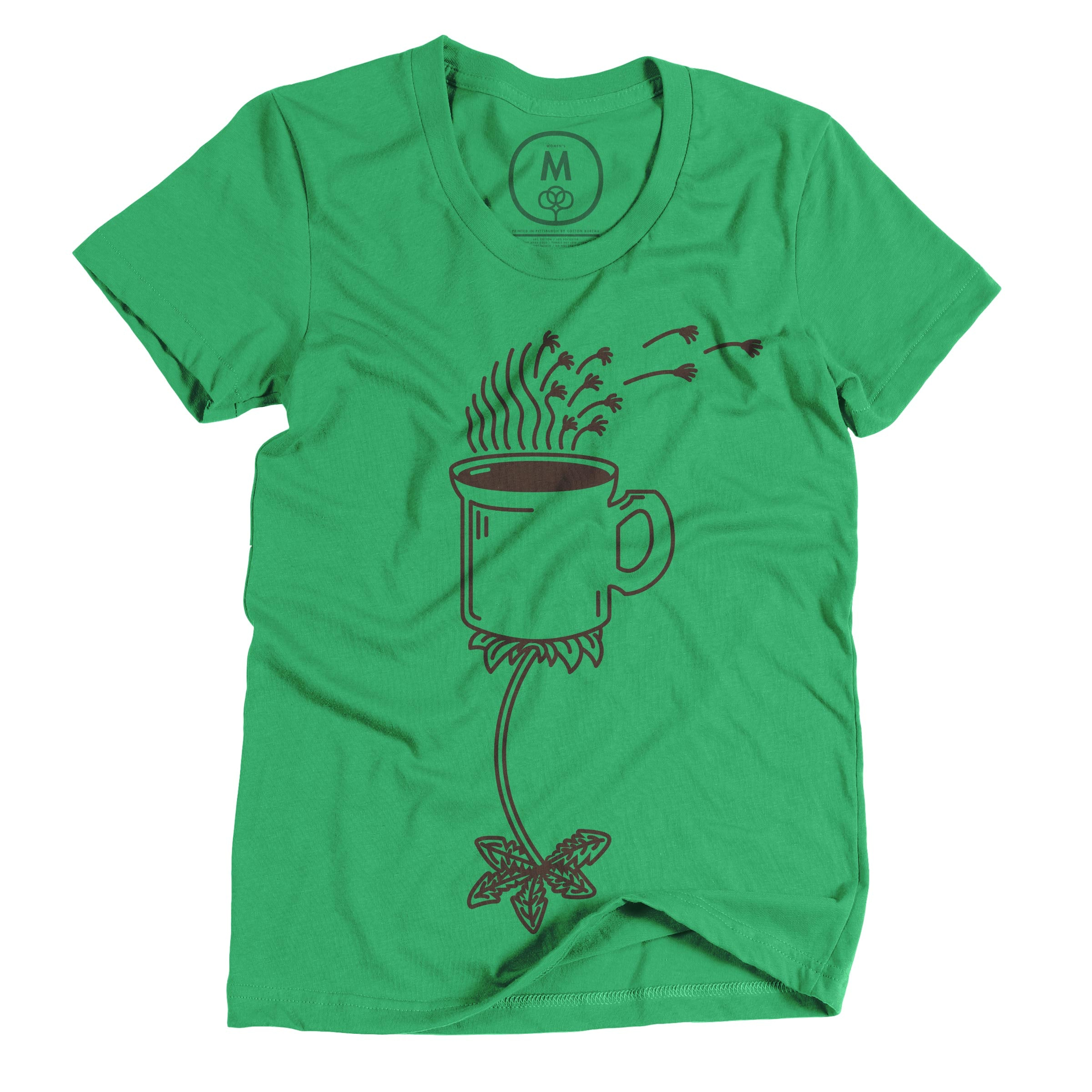 Coffee Blossom Kelly Green (Women's)