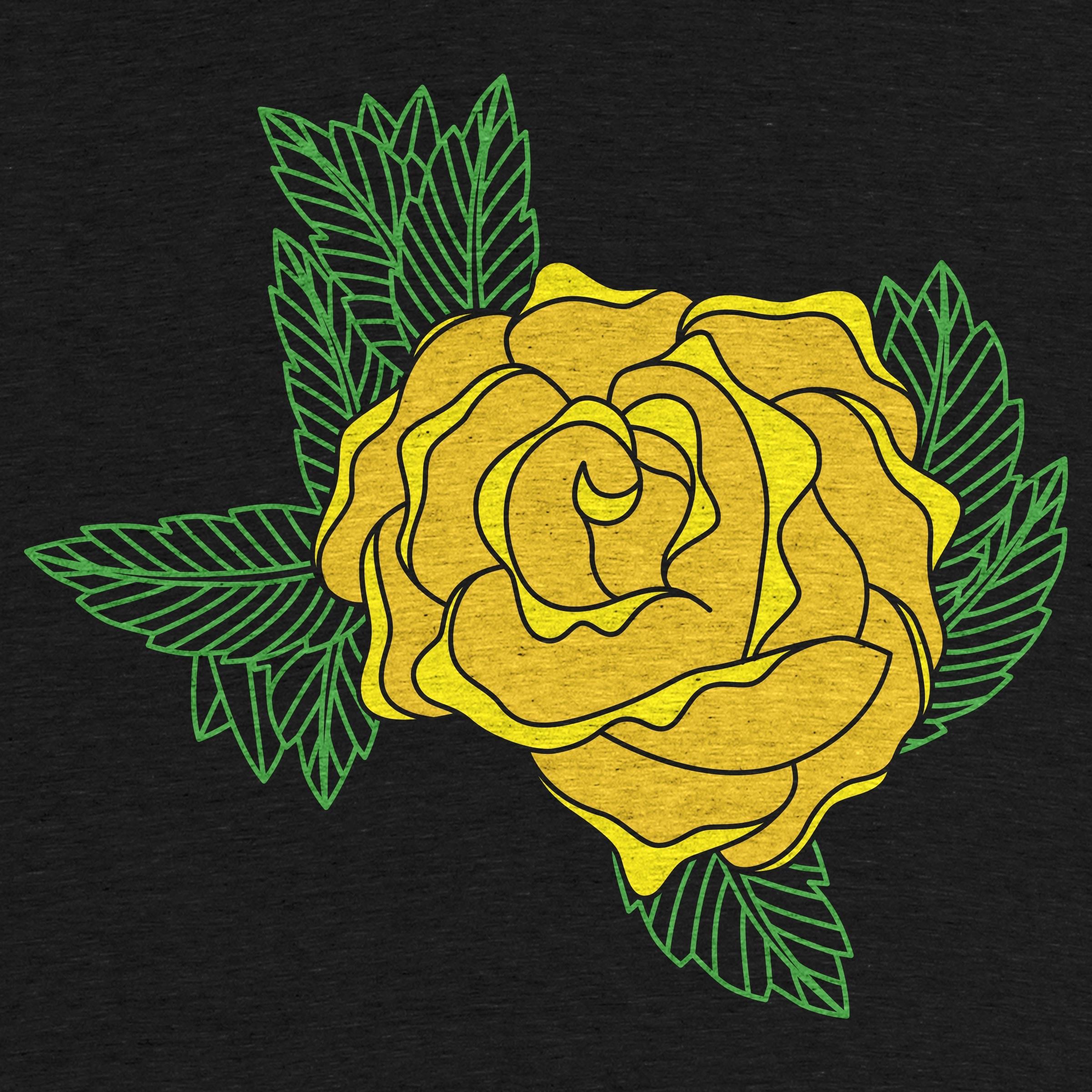 Texas Rose Detail