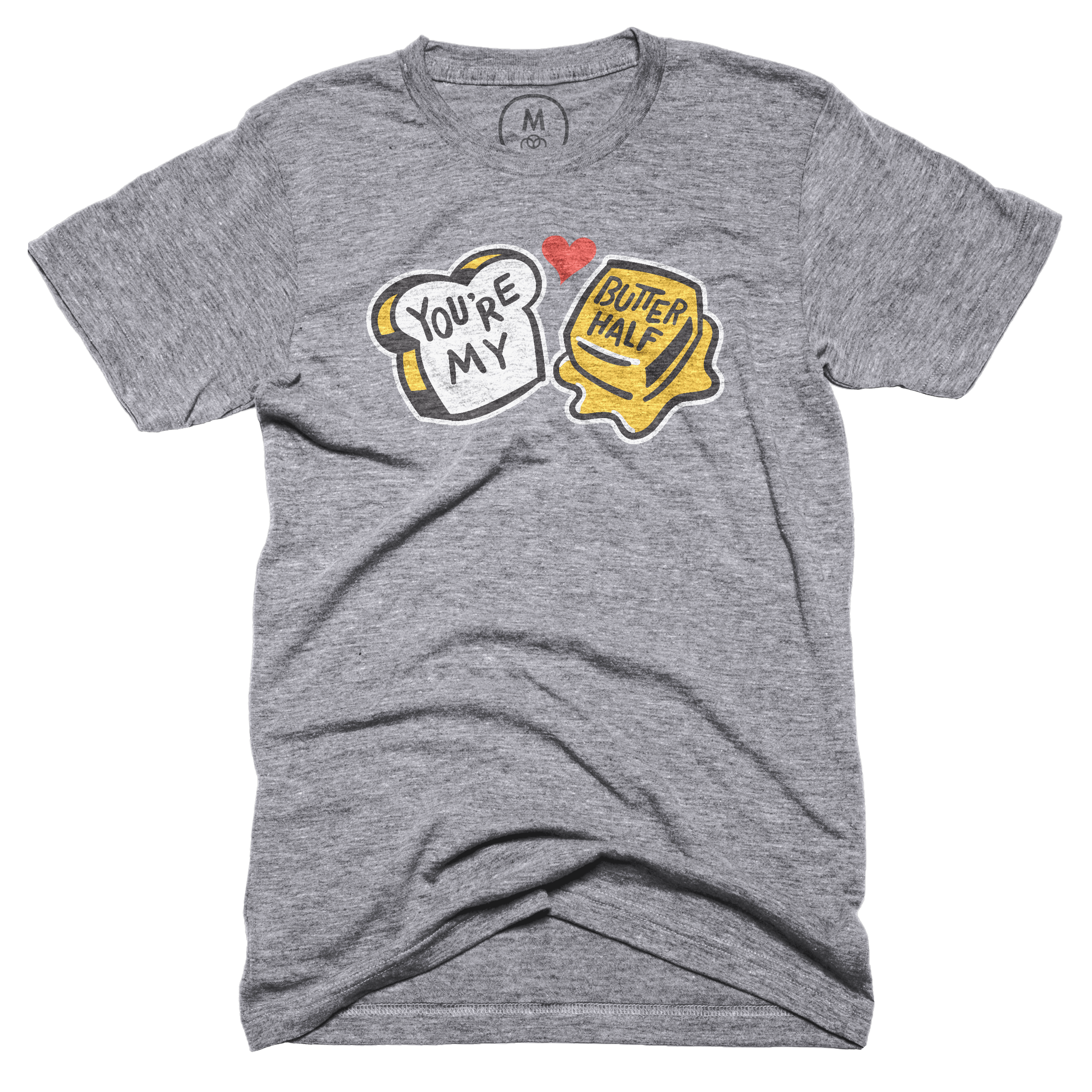 You're My Butter Half Premium Heather (Men's)