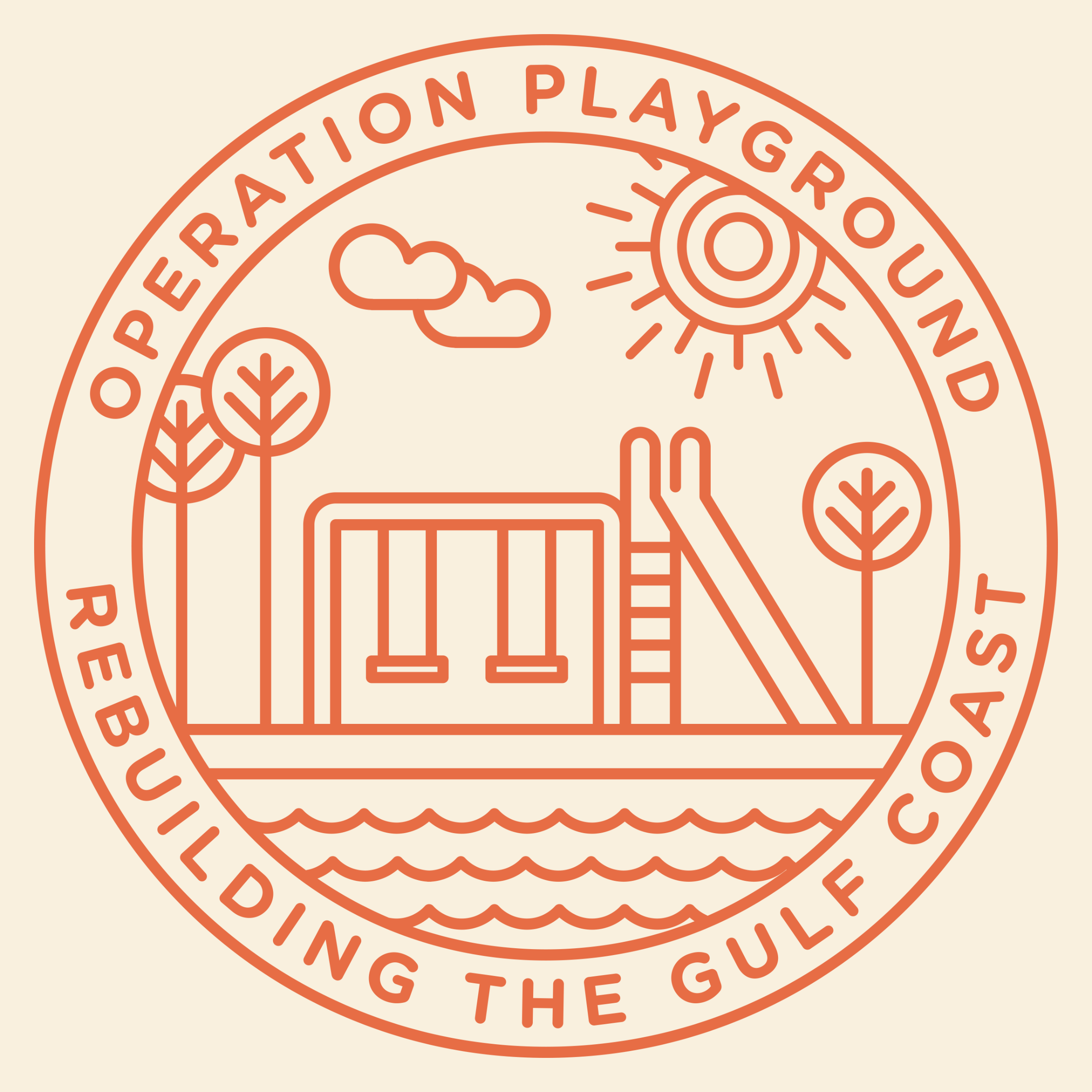 Operation Playground: Rebuilding the Gulf Coast