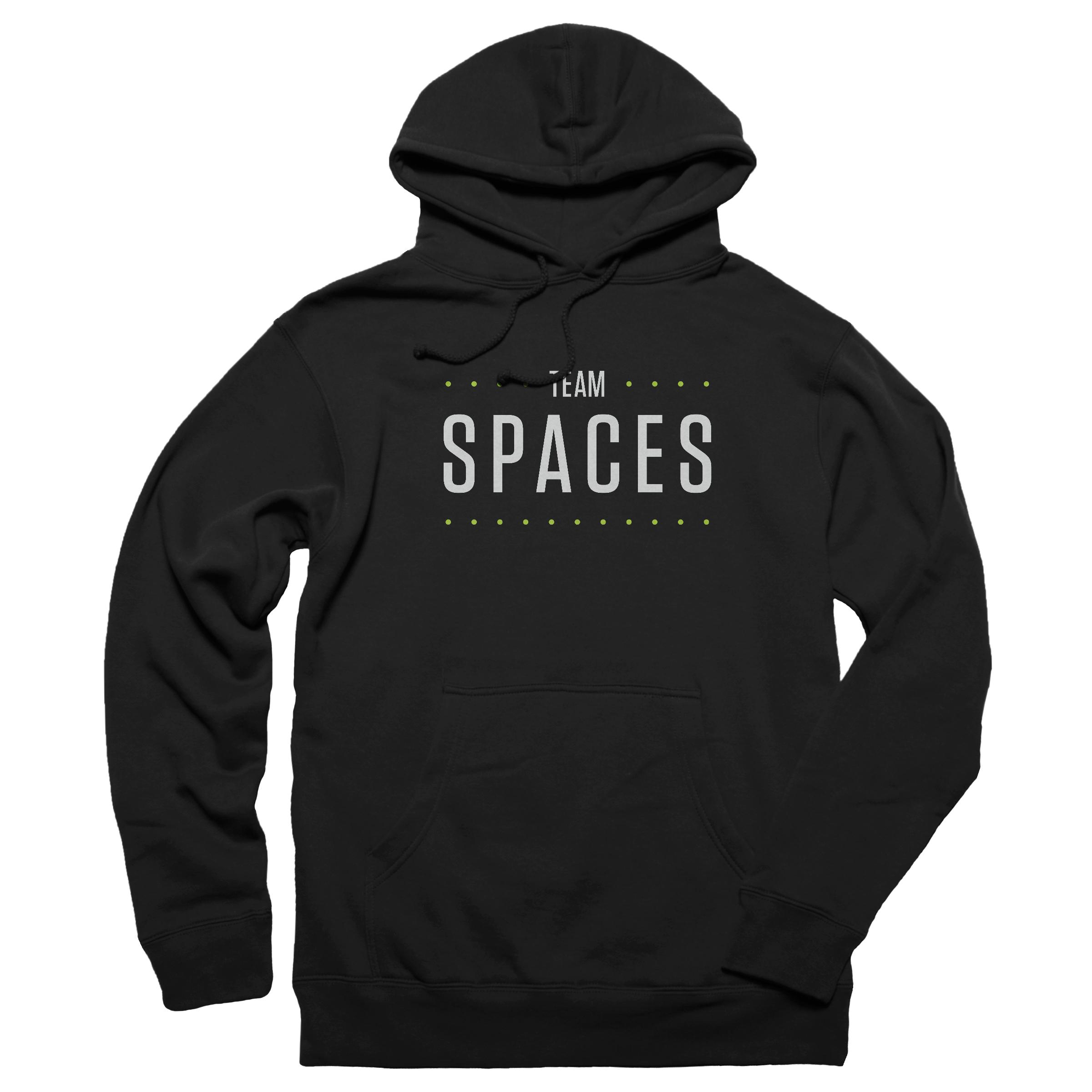 Team Spaces Pullover Hoodie