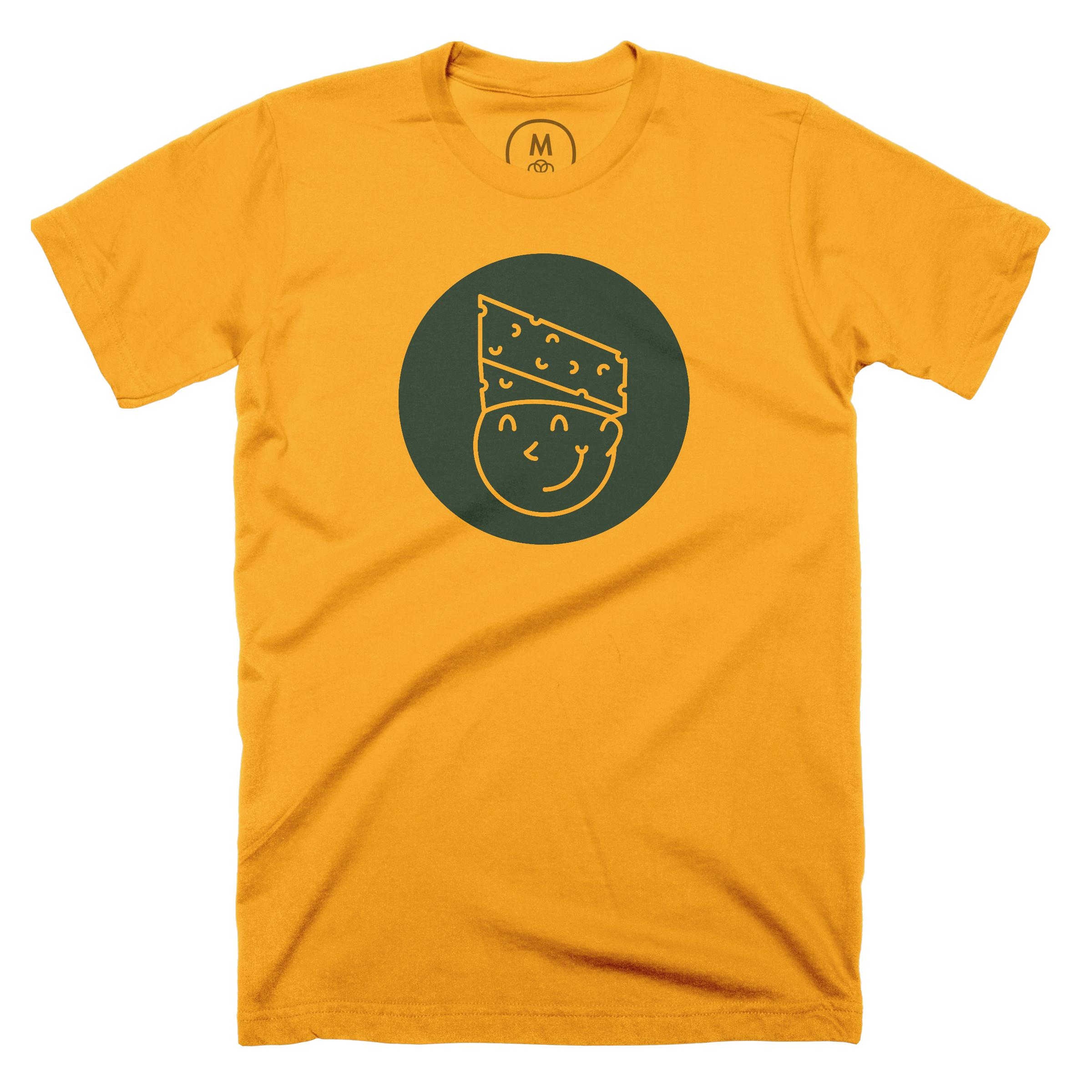 Cheesehead Gold (Men's)