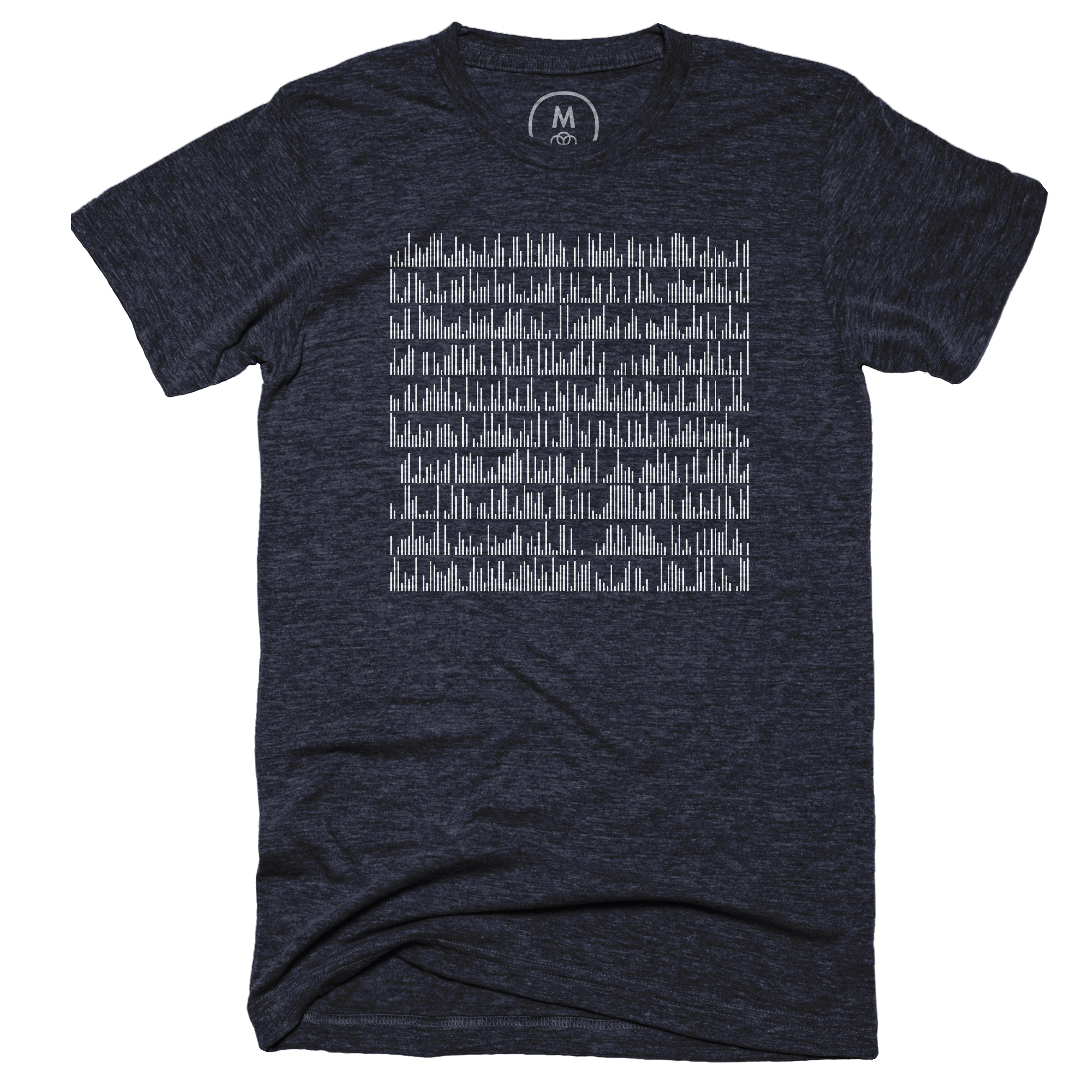 Pi Chart Vintage Navy (Men's)