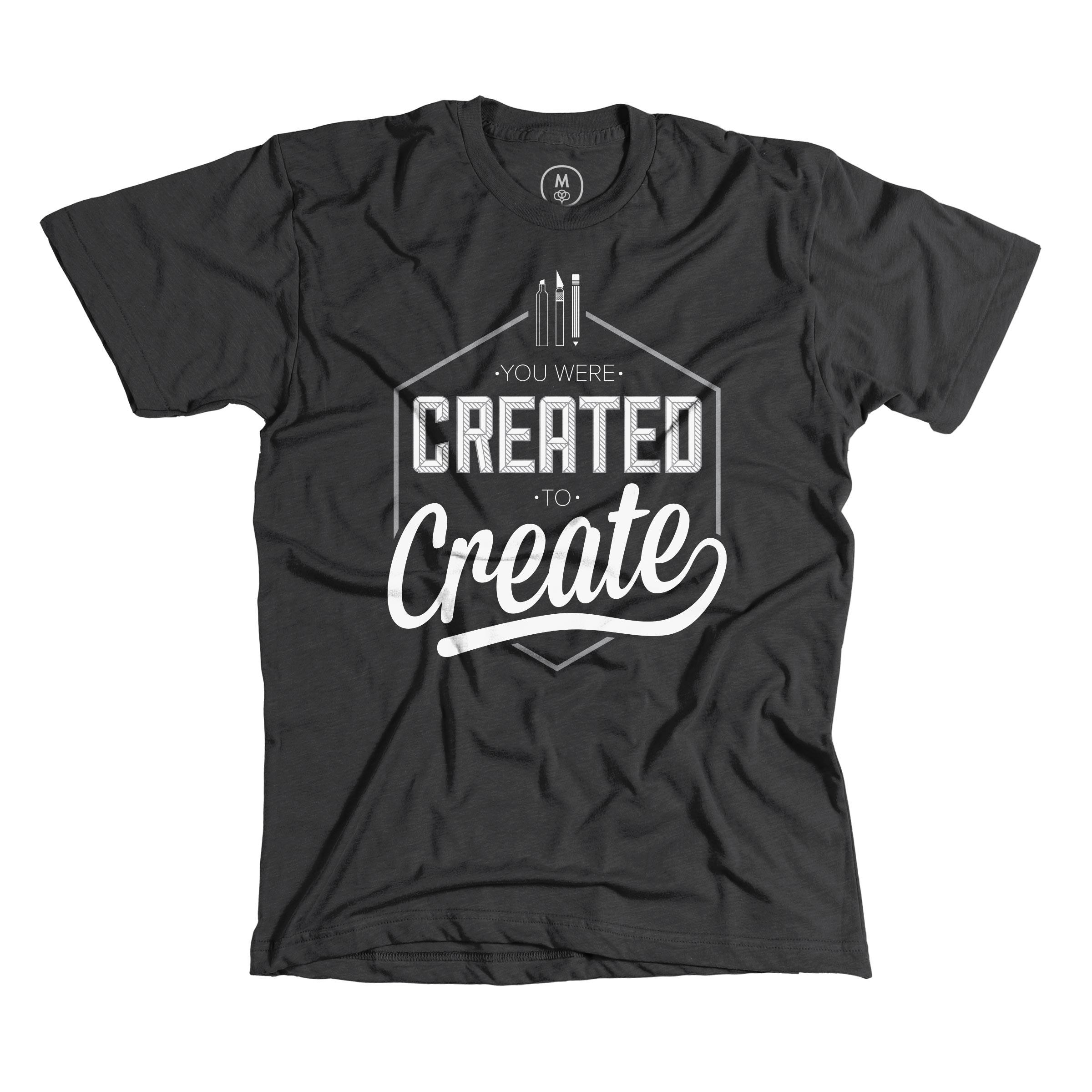 To Create