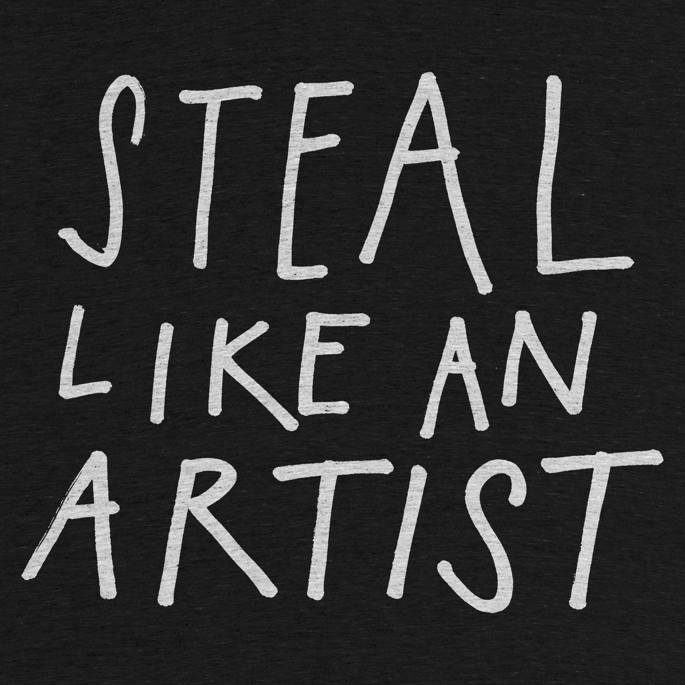 Steal Like An Artist Detail
