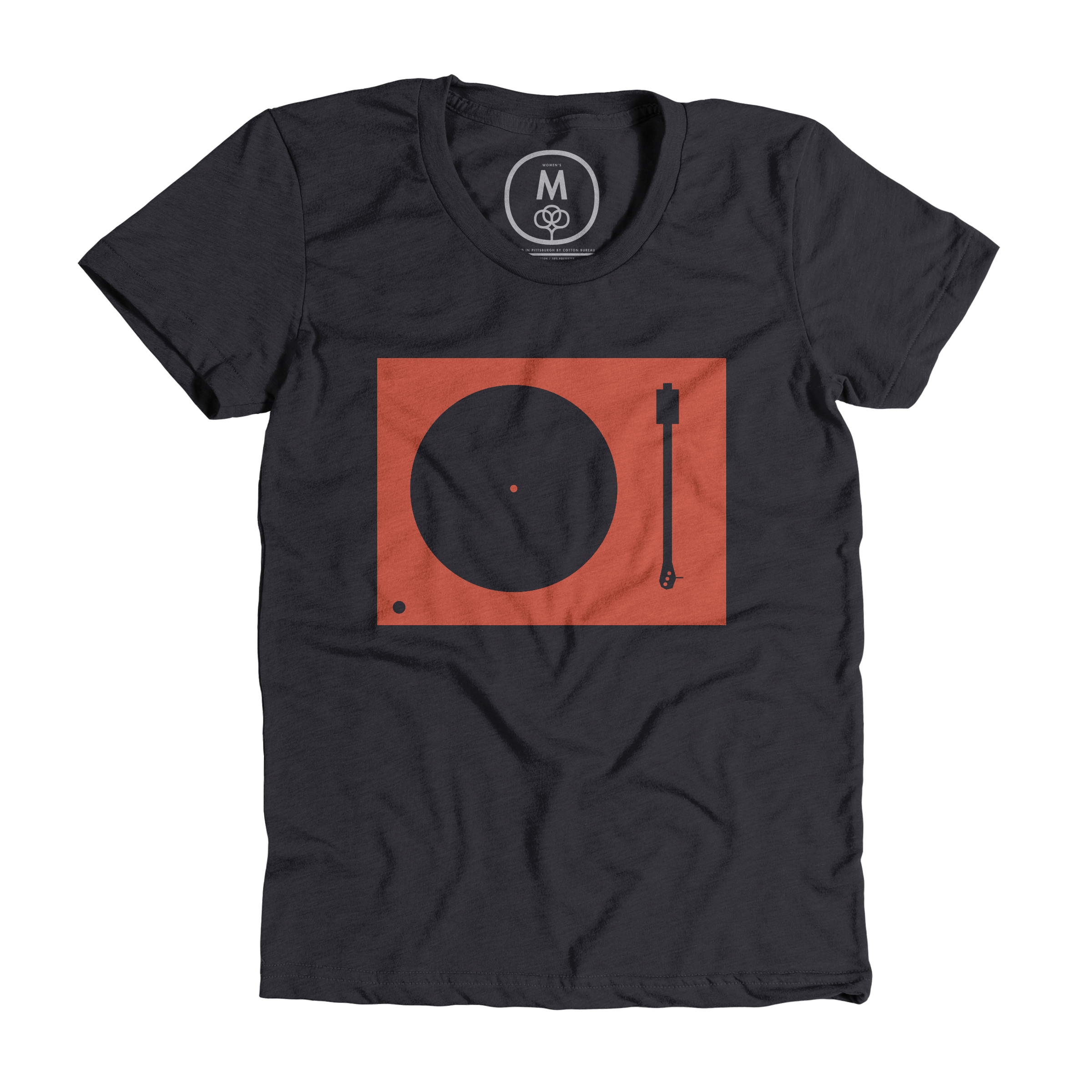 Vinyl Revival Charcoal (Women's)