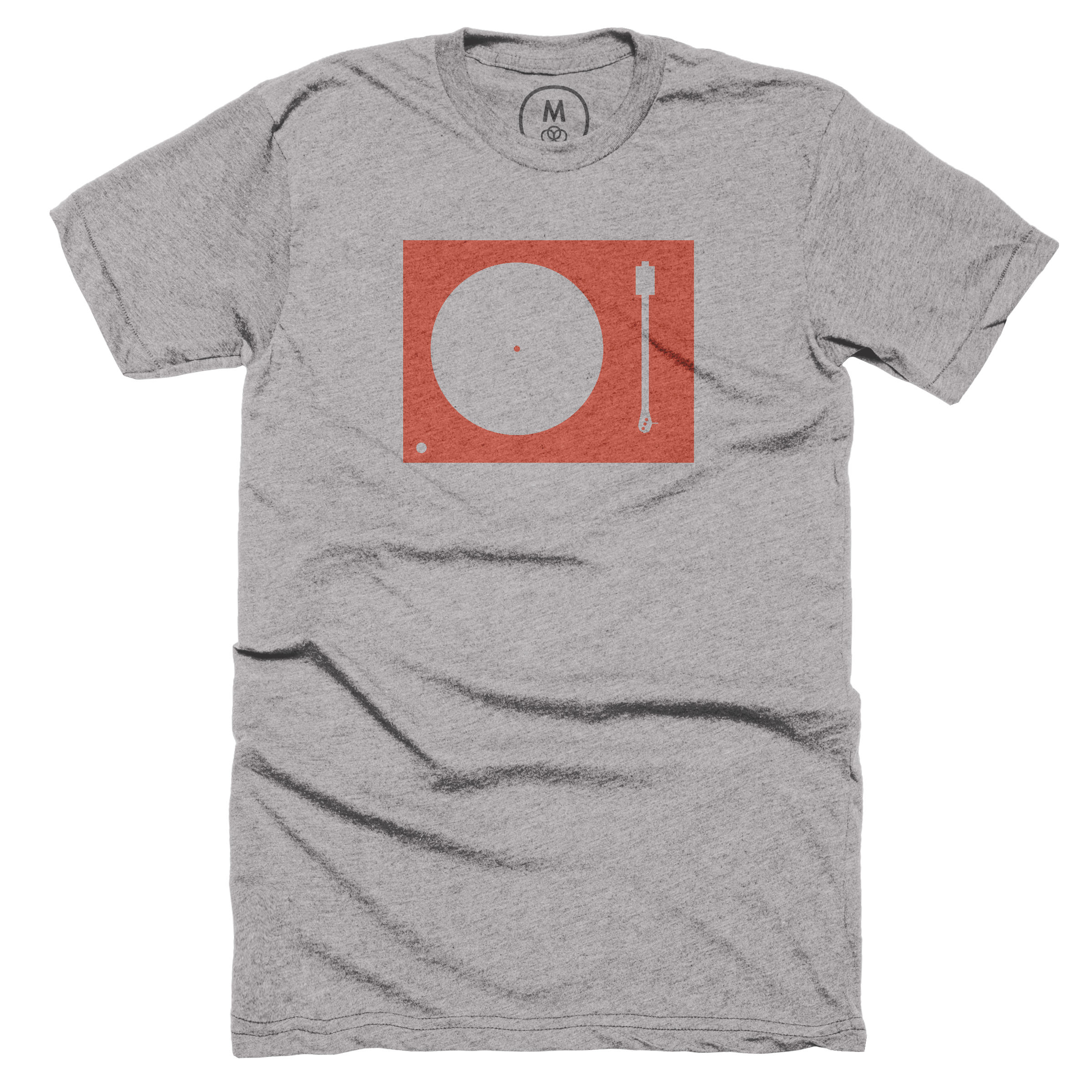 Vinyl Revival Dark Heather Grey (Men's)