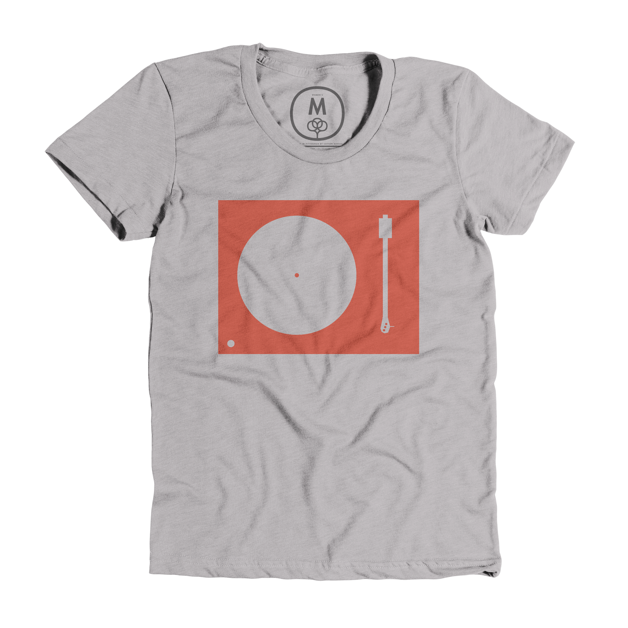 Vinyl Revival Dark Heather Grey (Women's)