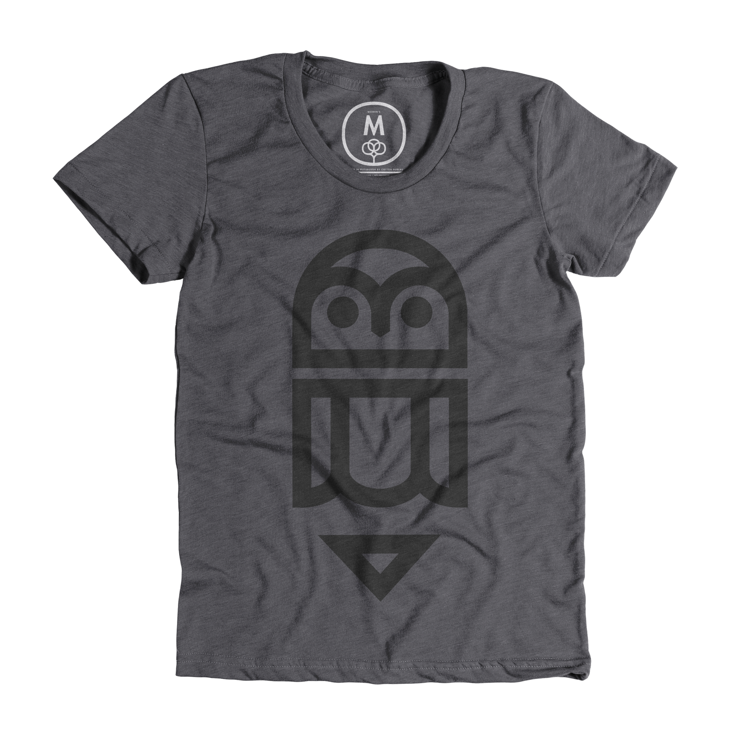 Design Wisely Charcoal (Women's)