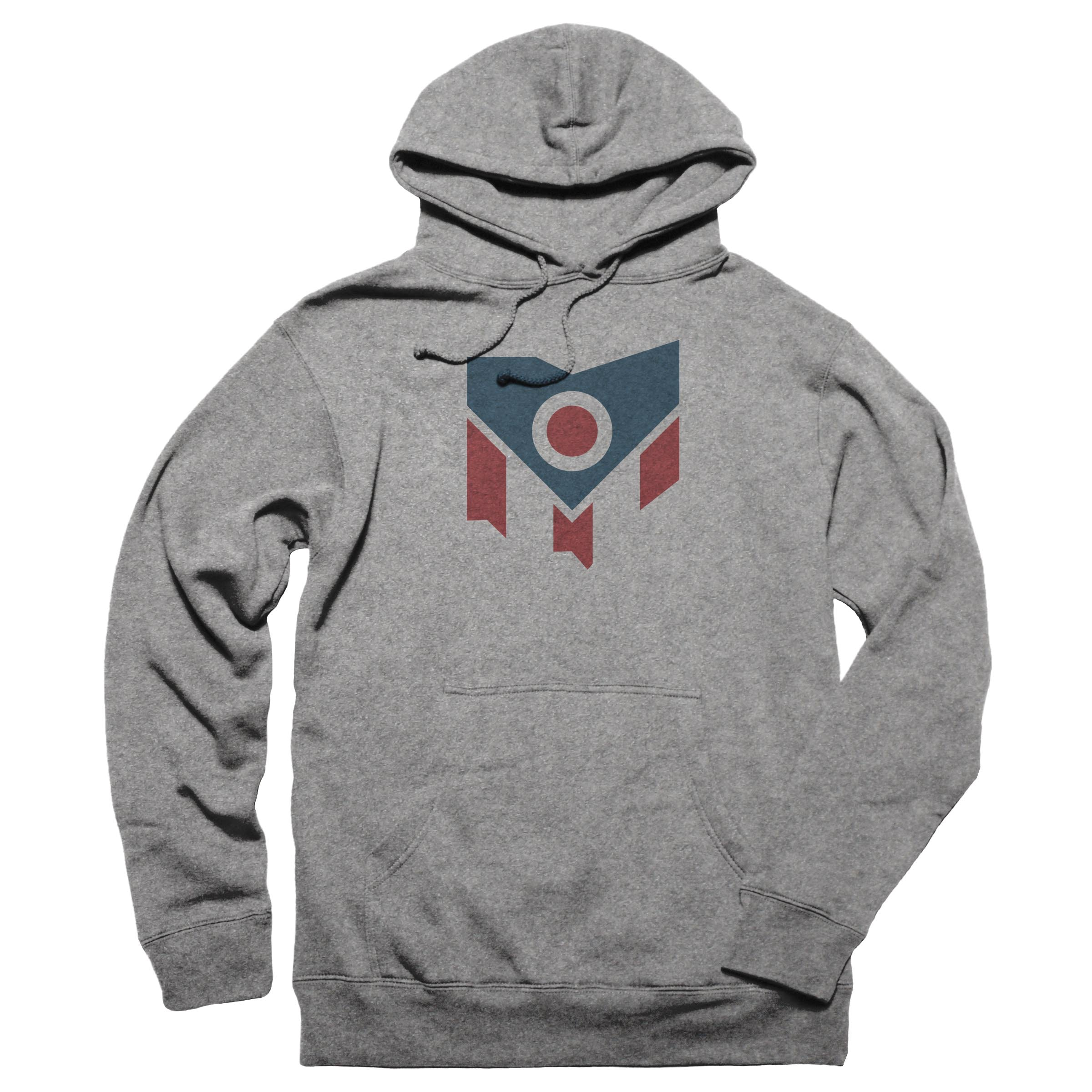 For the Love of Ohio Pullover Hoodie