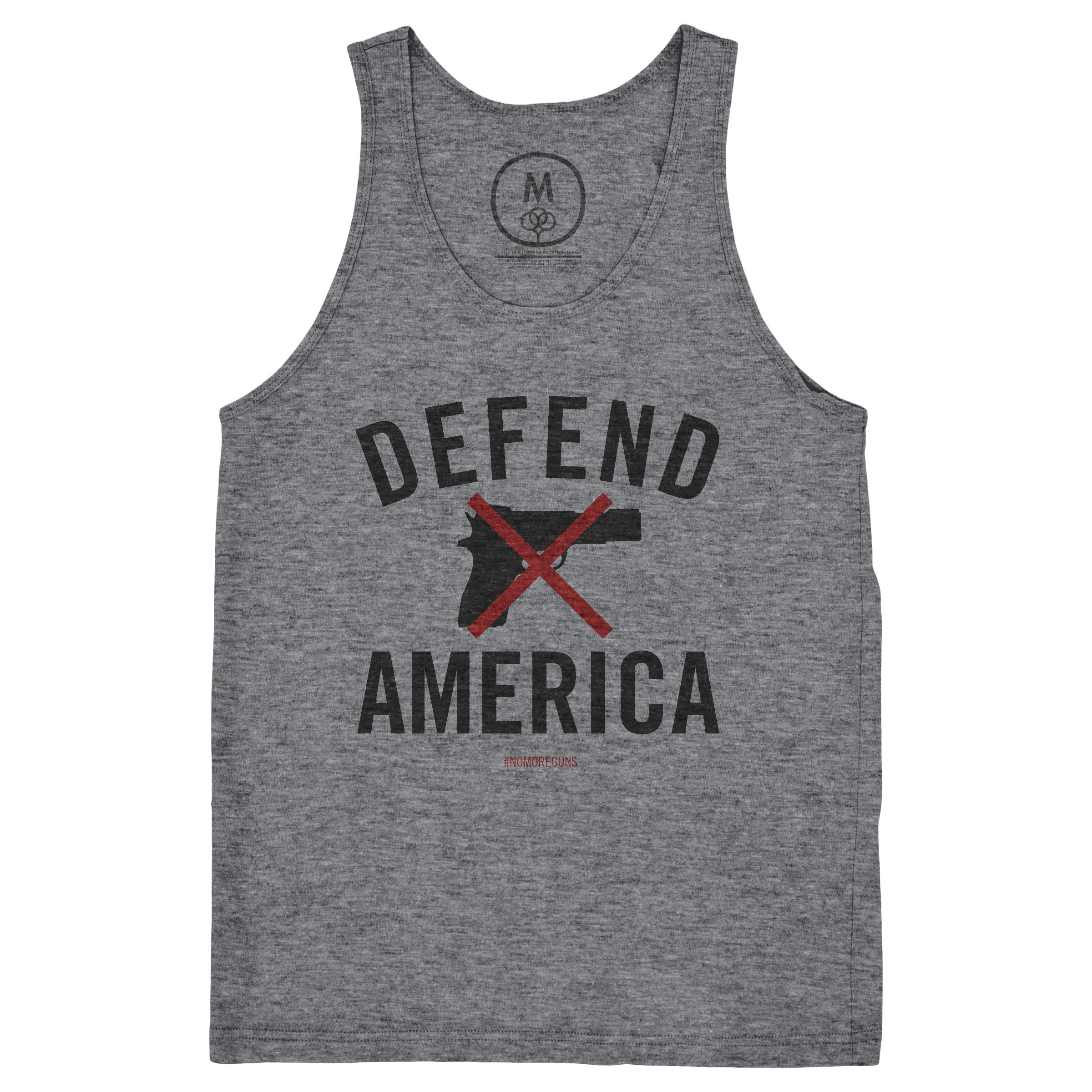 Defend America Tank Top