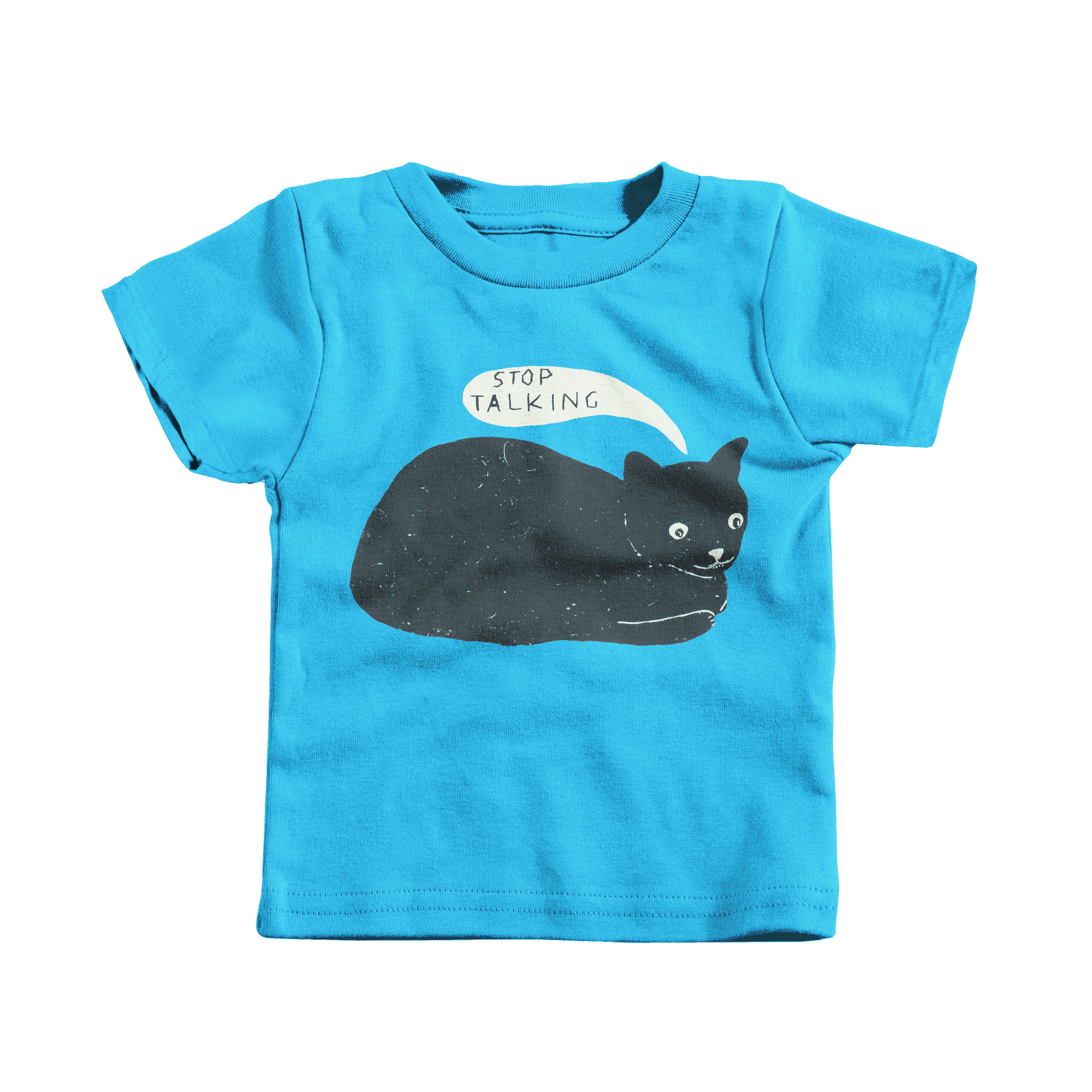 Stop Talking Turquoise (Infant)