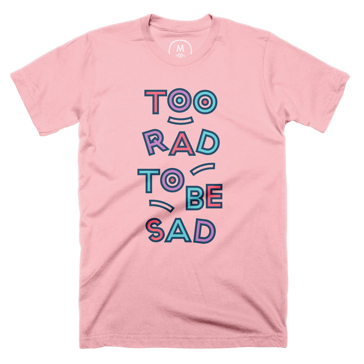 2 Rad 2b Sad Graphic Tee And Pullover Crewneck By Meg