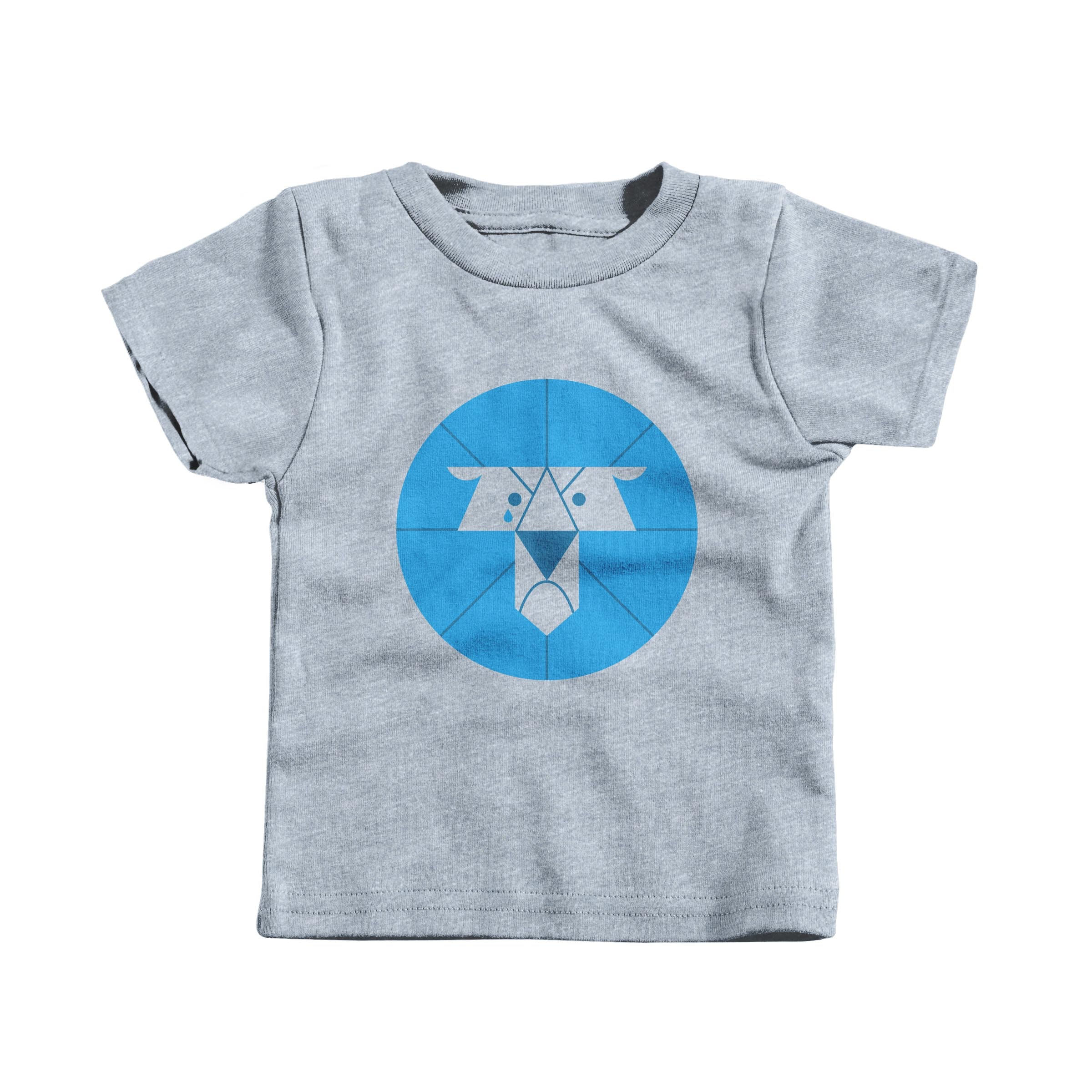 Cryin' Lion Heather Grey (Infant)