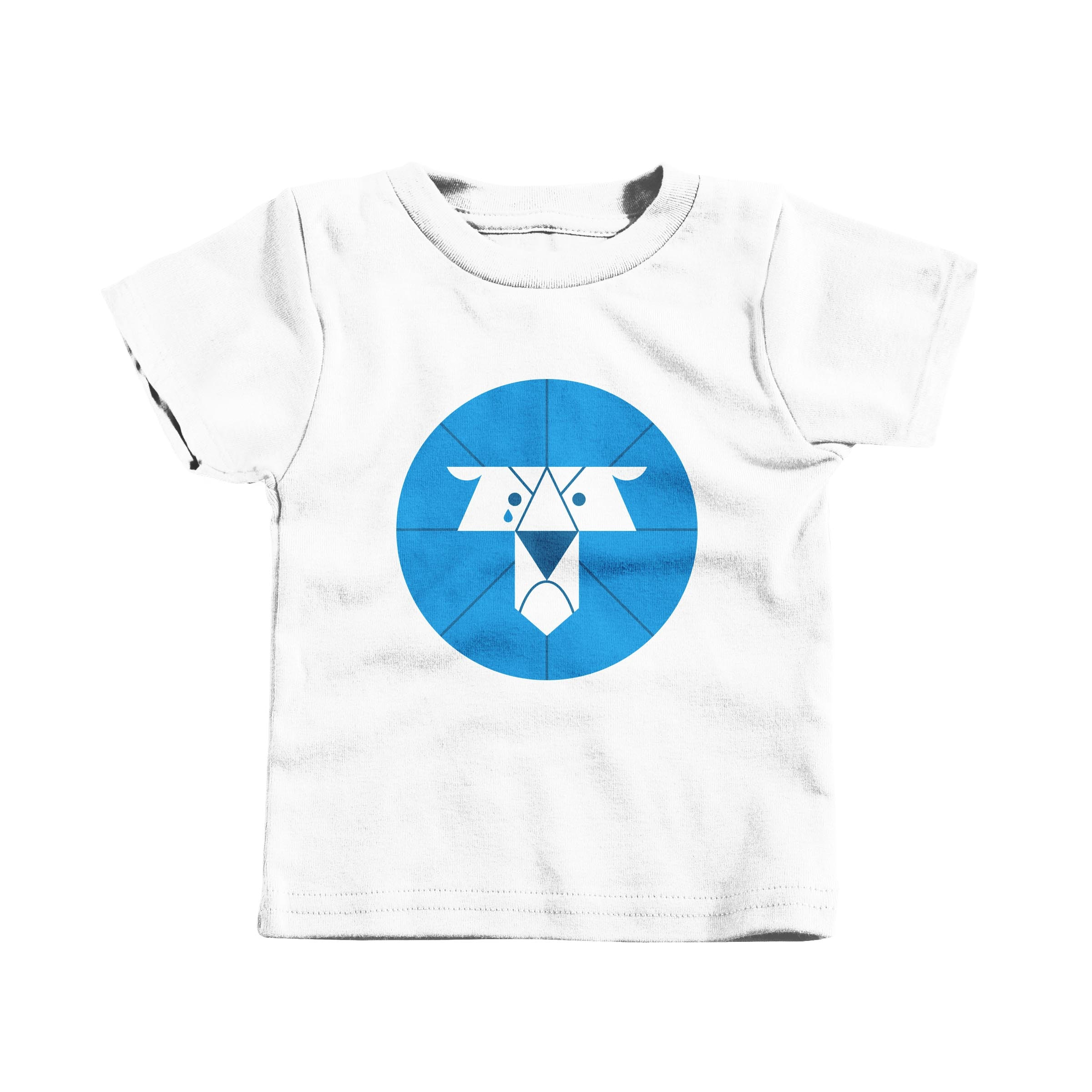 Cryin' Lion White (Infant)