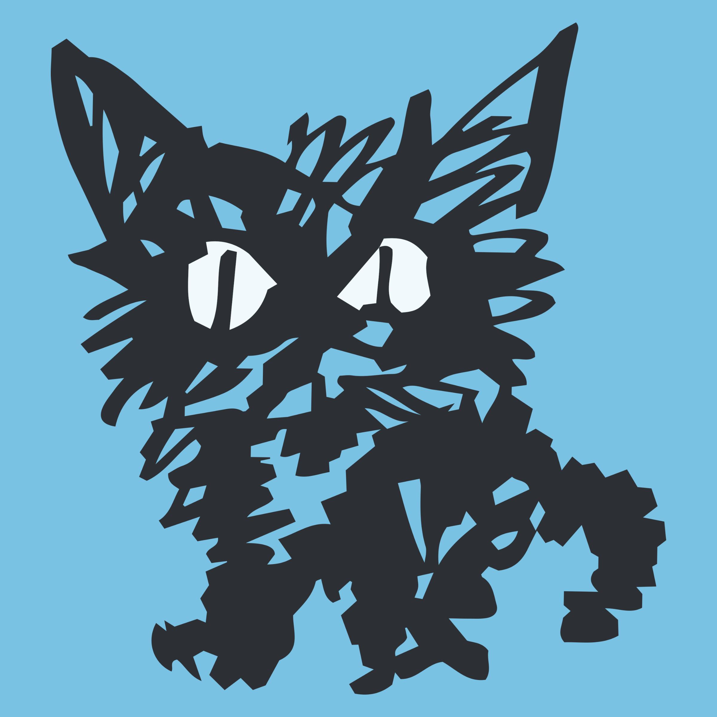 Dangerous Kitten