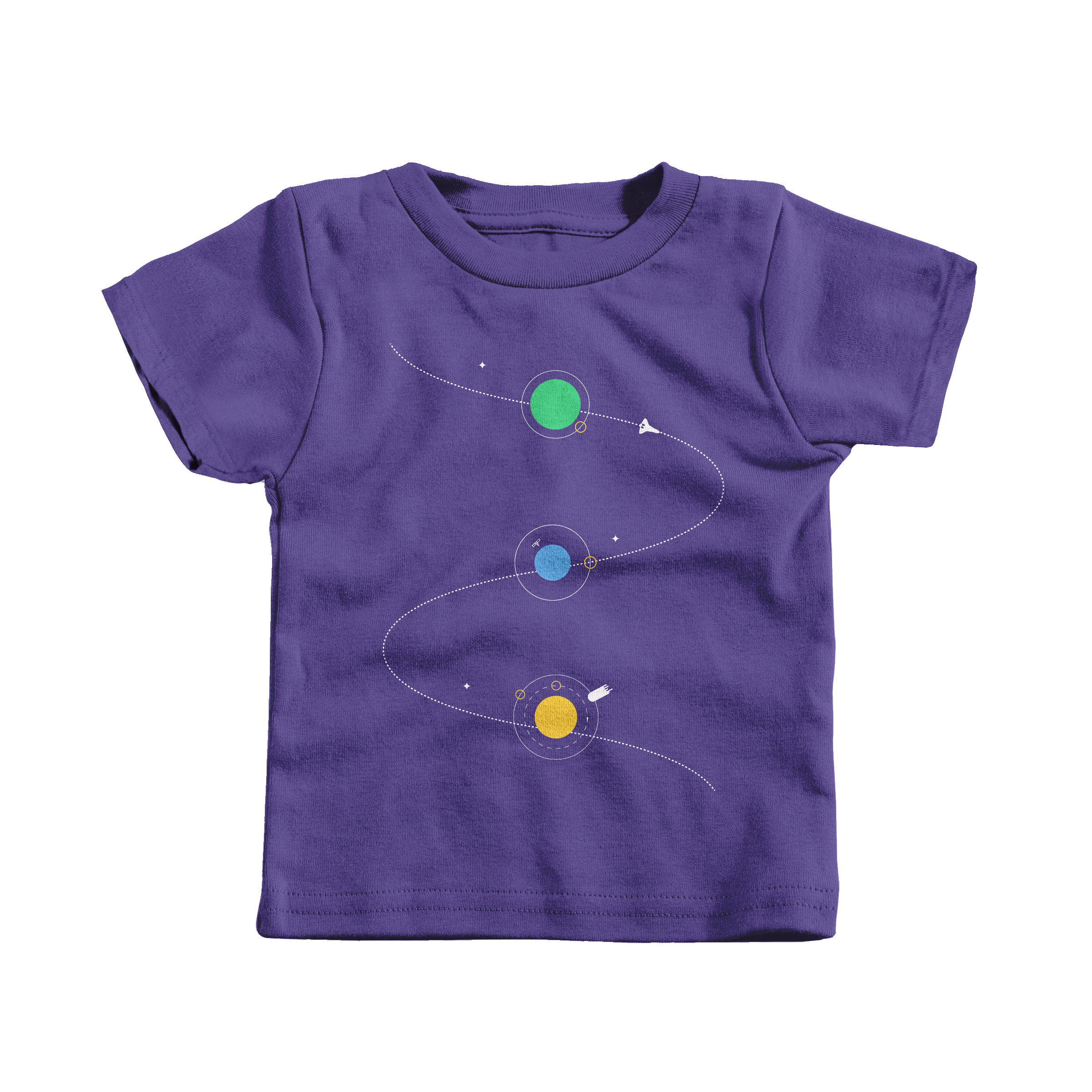 Space Adventure Purple (Infant)