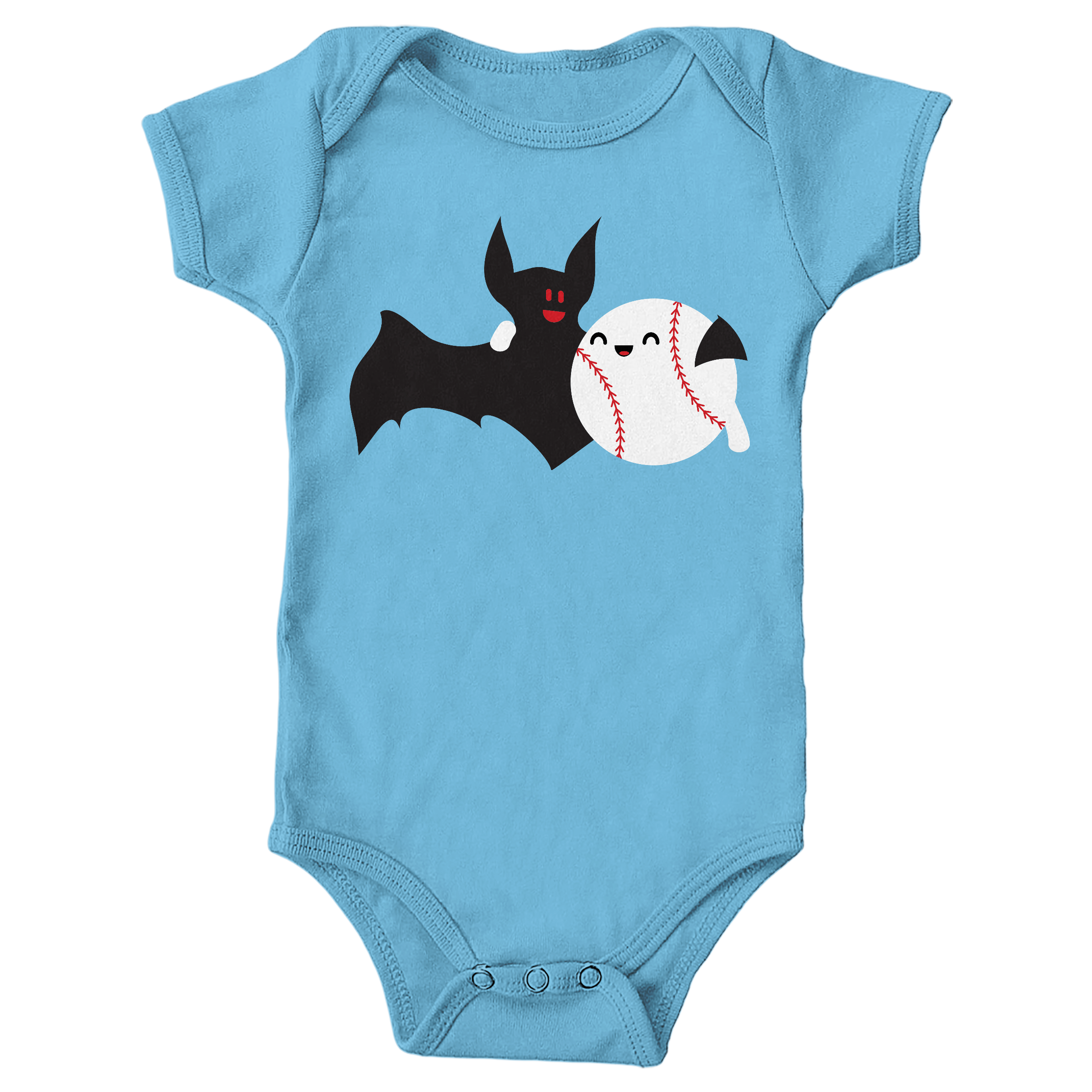 BFFs Light Blue (Onesie)