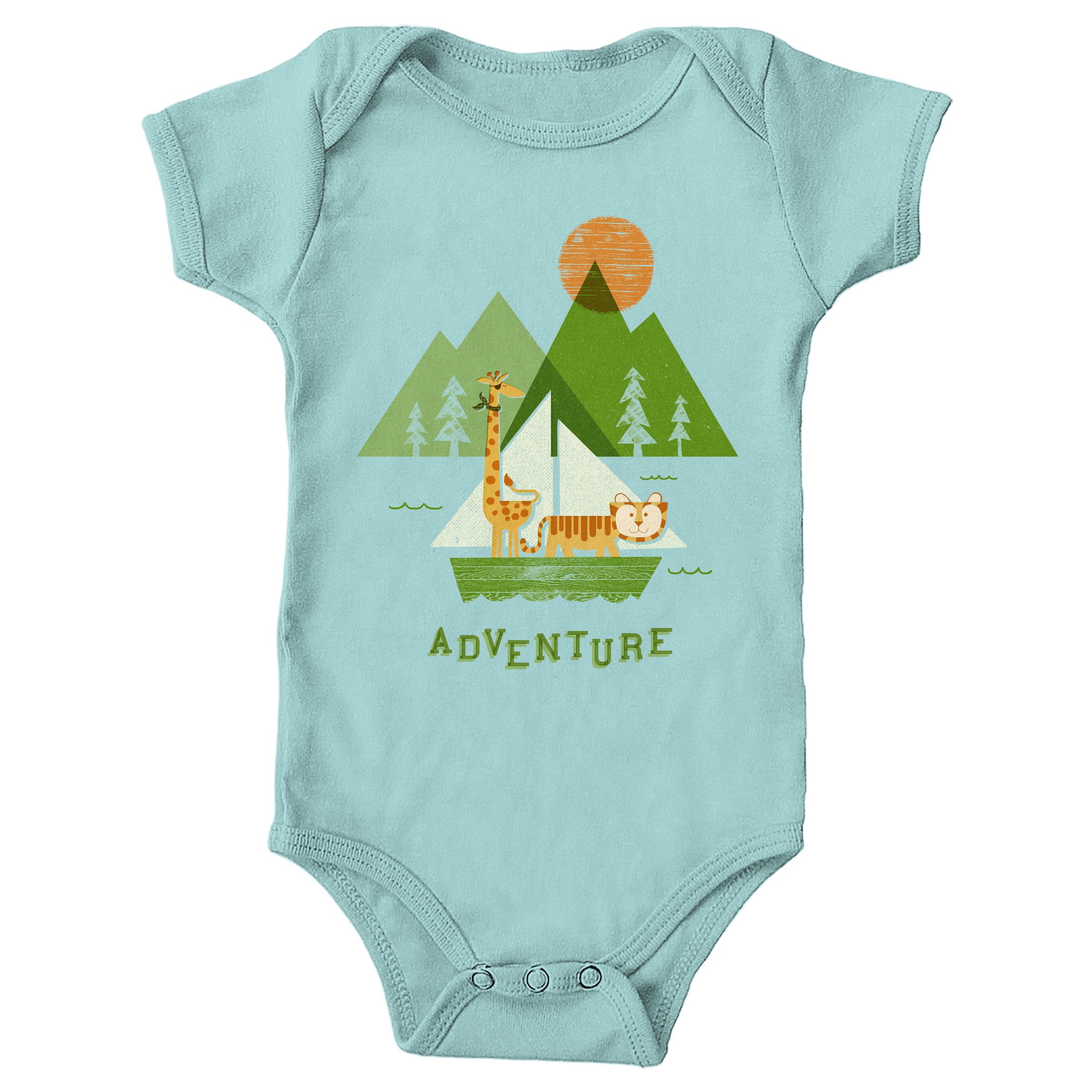 Adventure! Chill (Onesie)