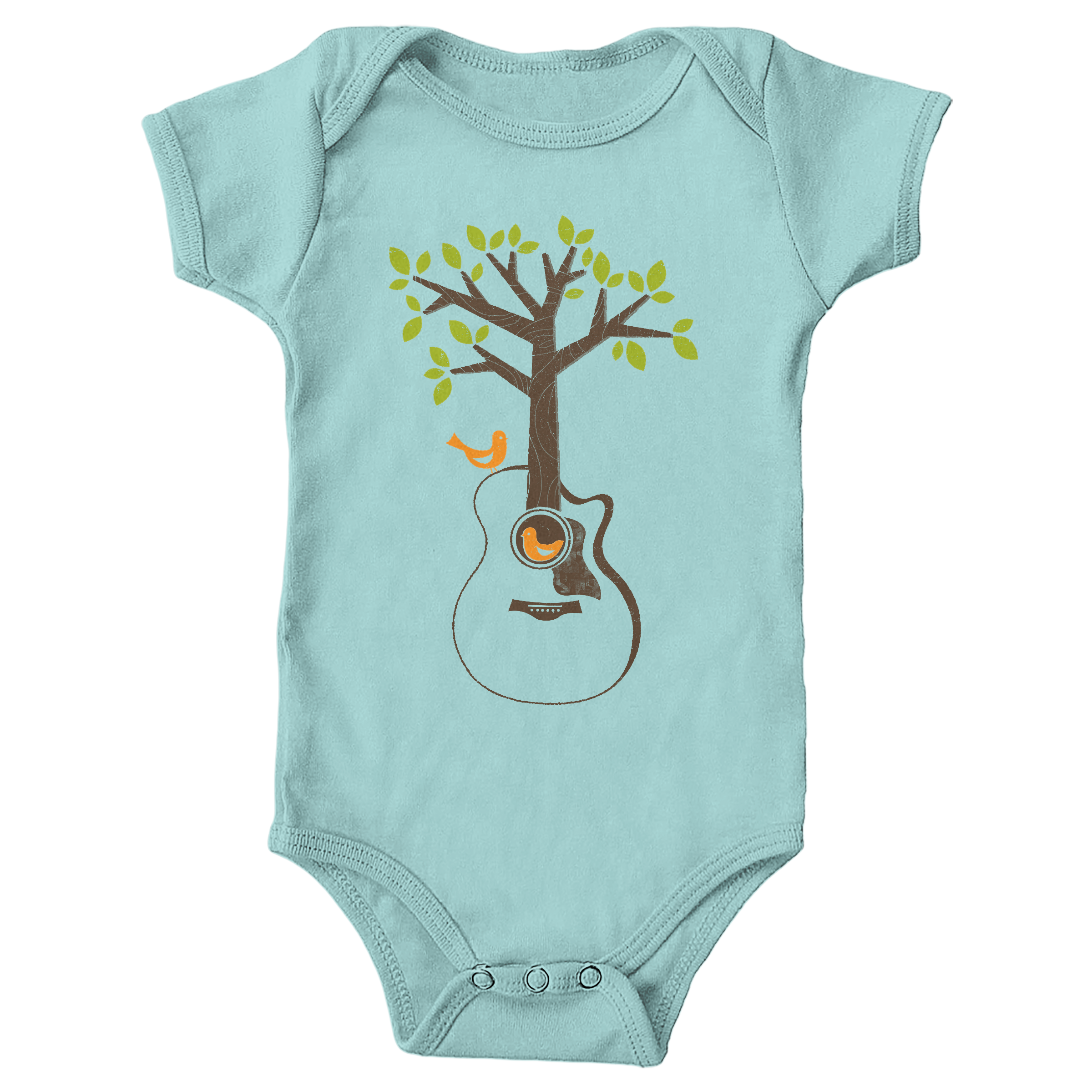 Acoustic Tree Chill (Onesie)