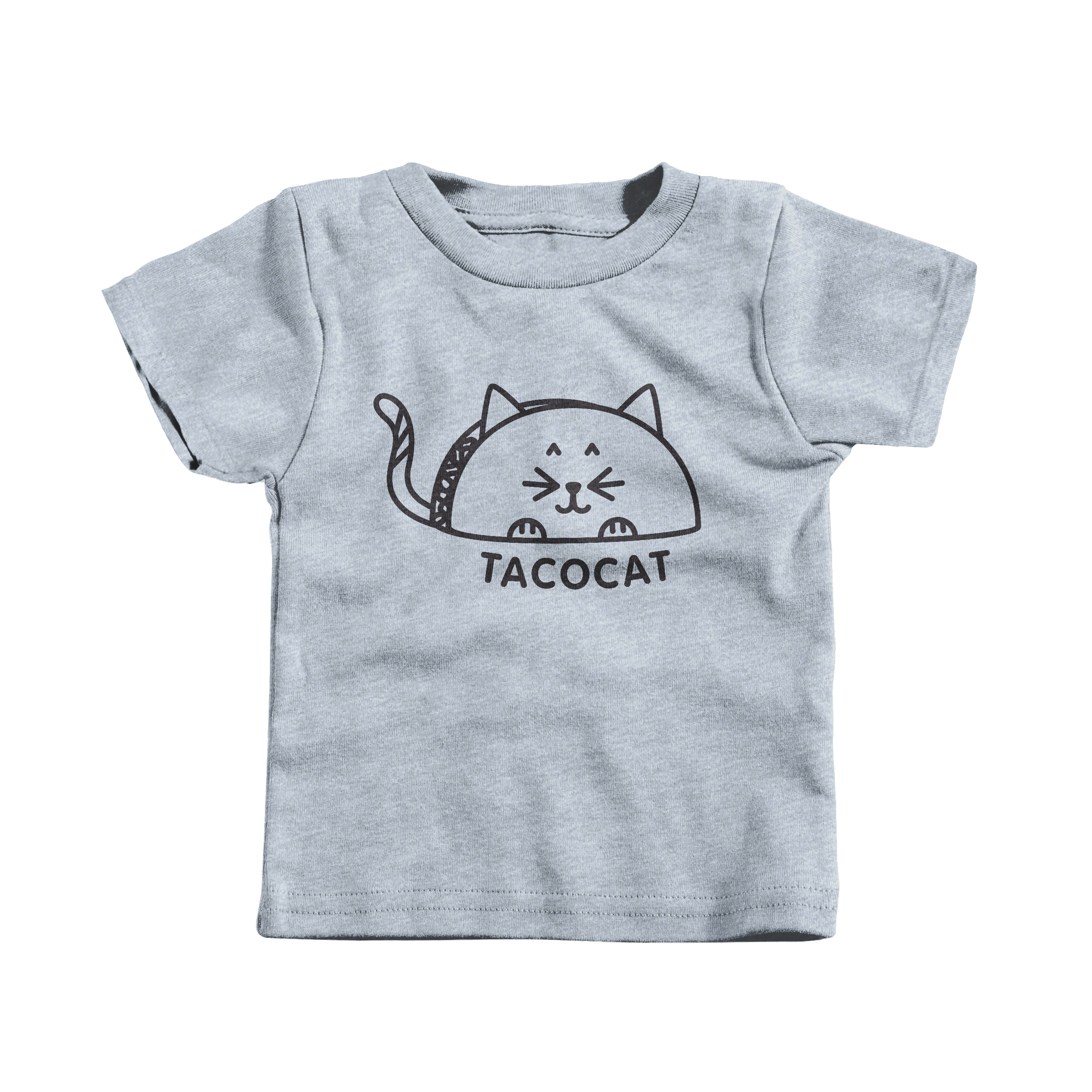 Tacocat Heather Grey (Infant)