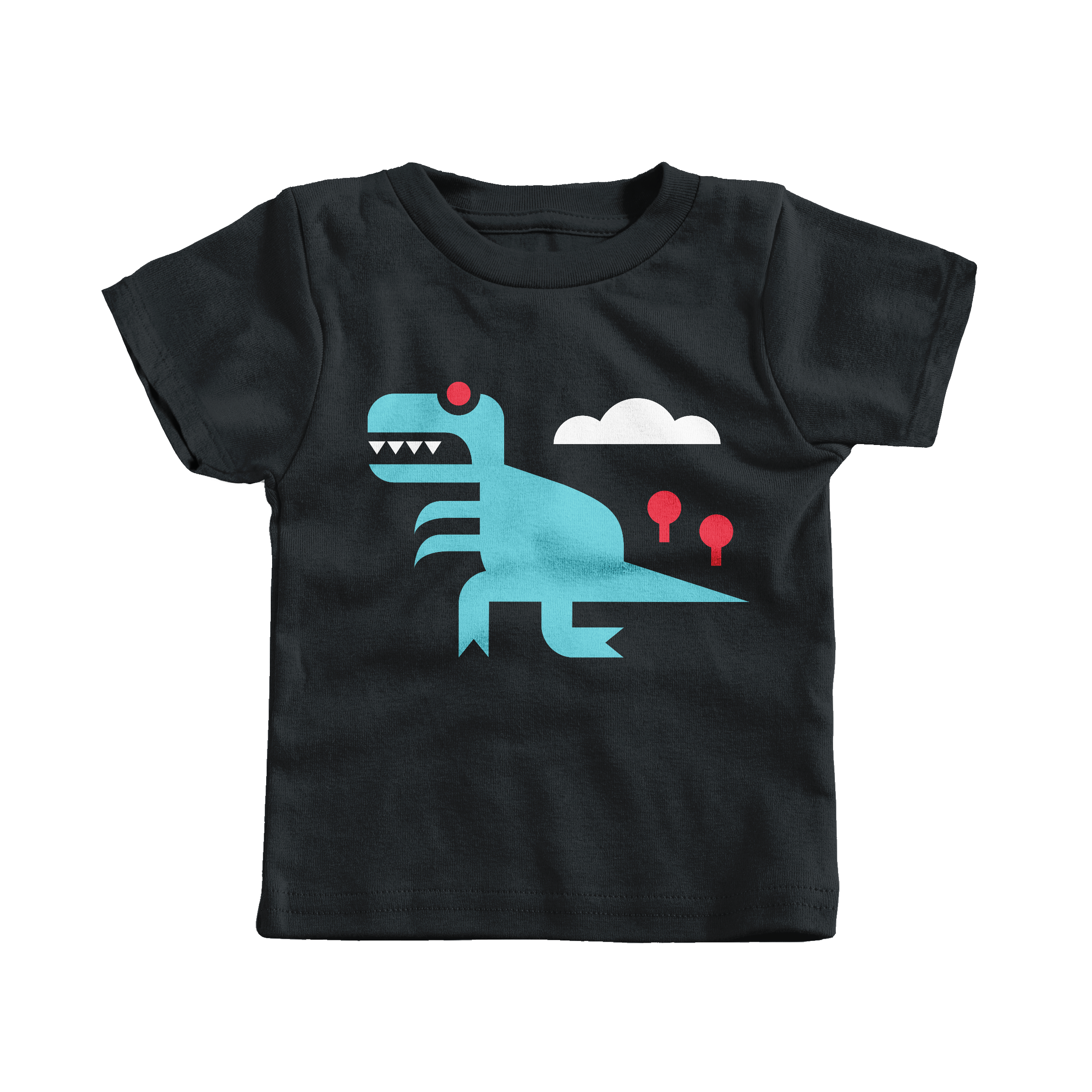 Tee Rex Black (Infant)