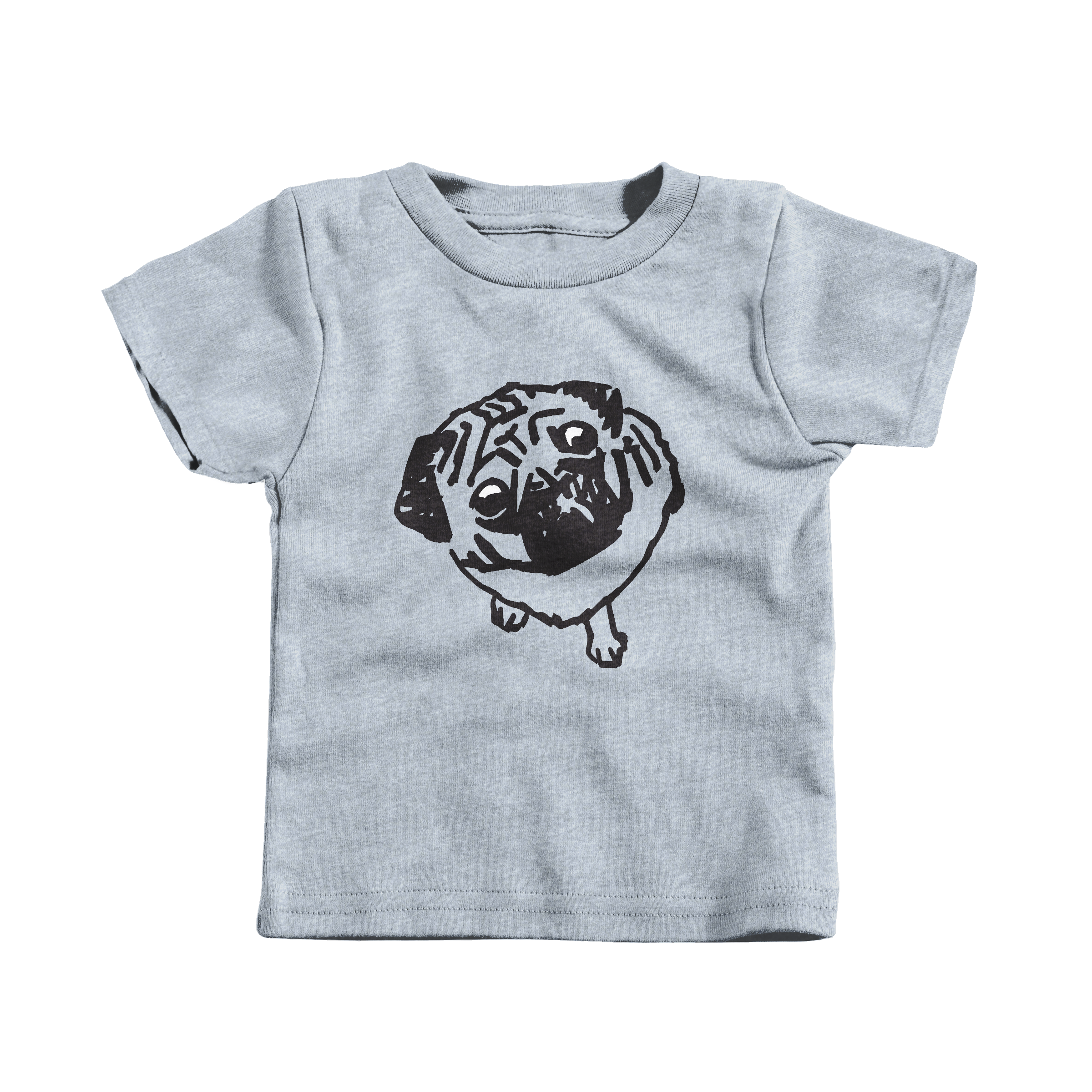 Pugsy Heather Grey (Infant)