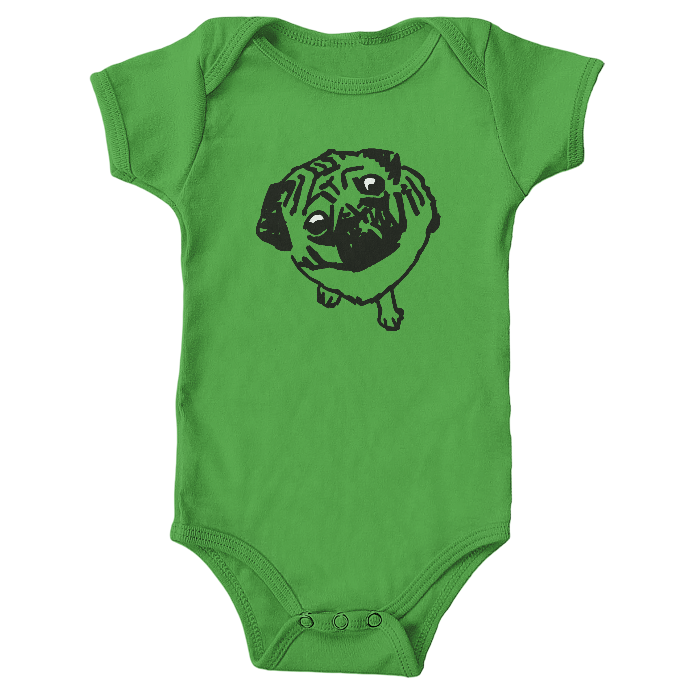 Pugsy Apple (Onesie)