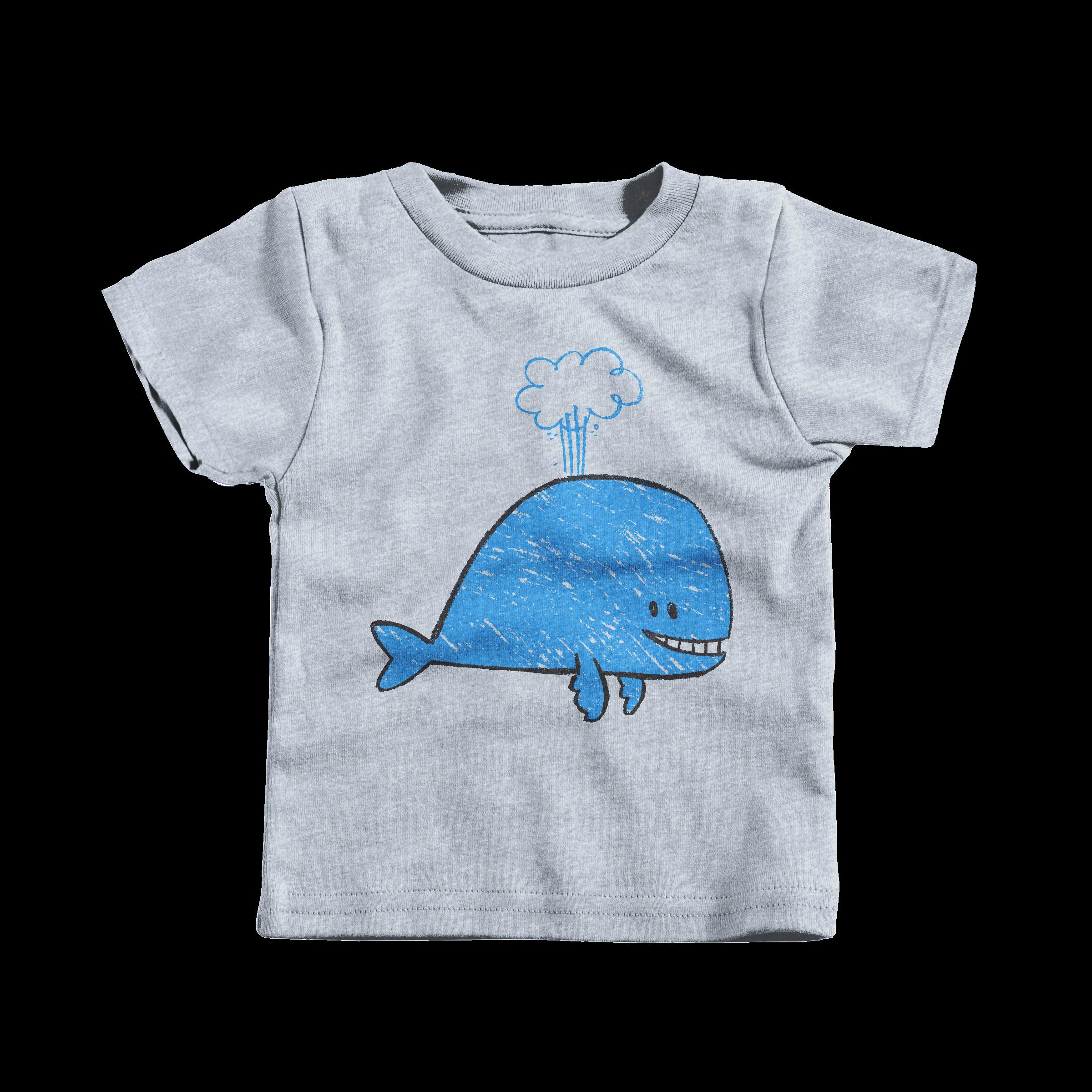 Crayon Whale