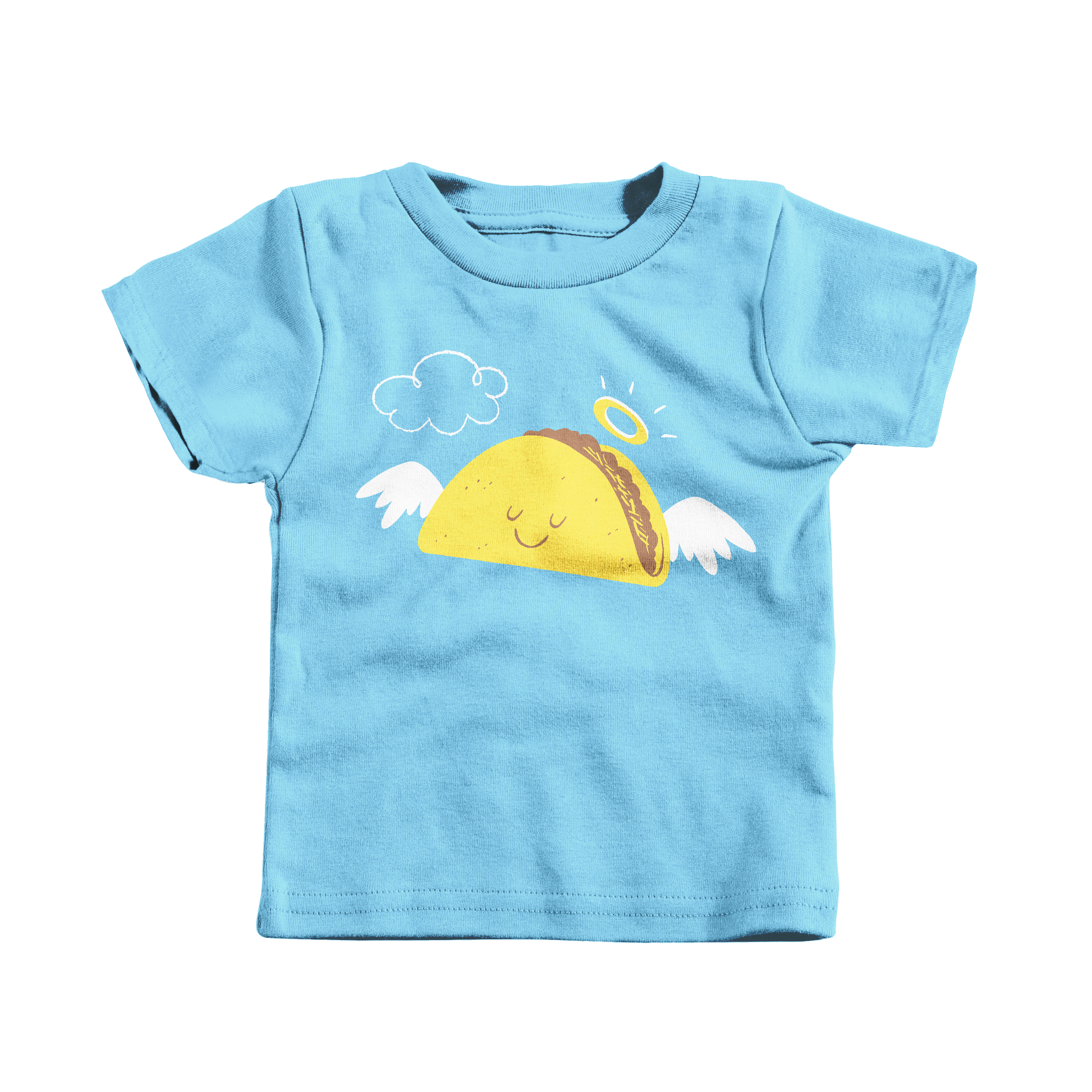 Taco Heaven Light Blue (Infant)