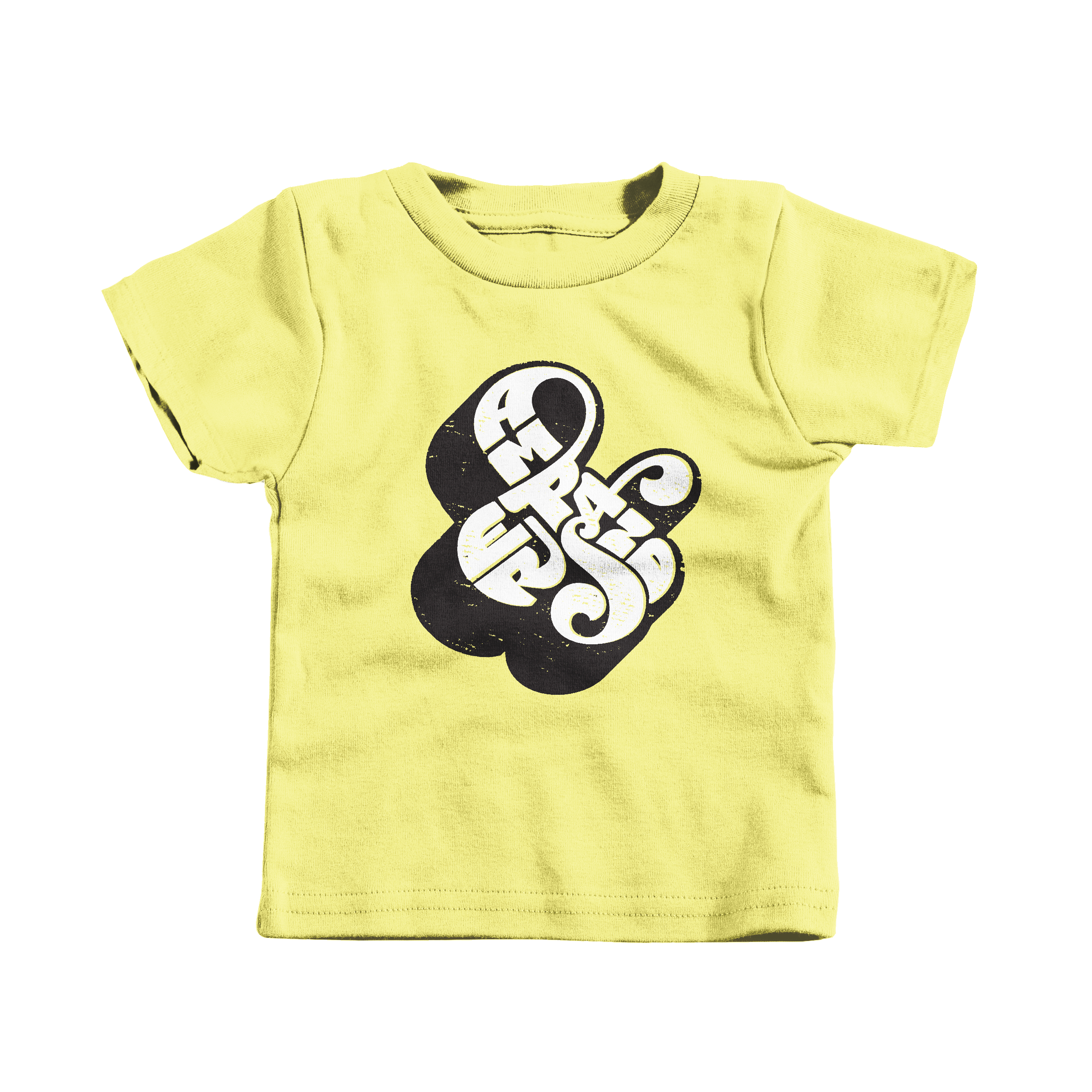 Self-Referential Ampersand Yellow (Infant)
