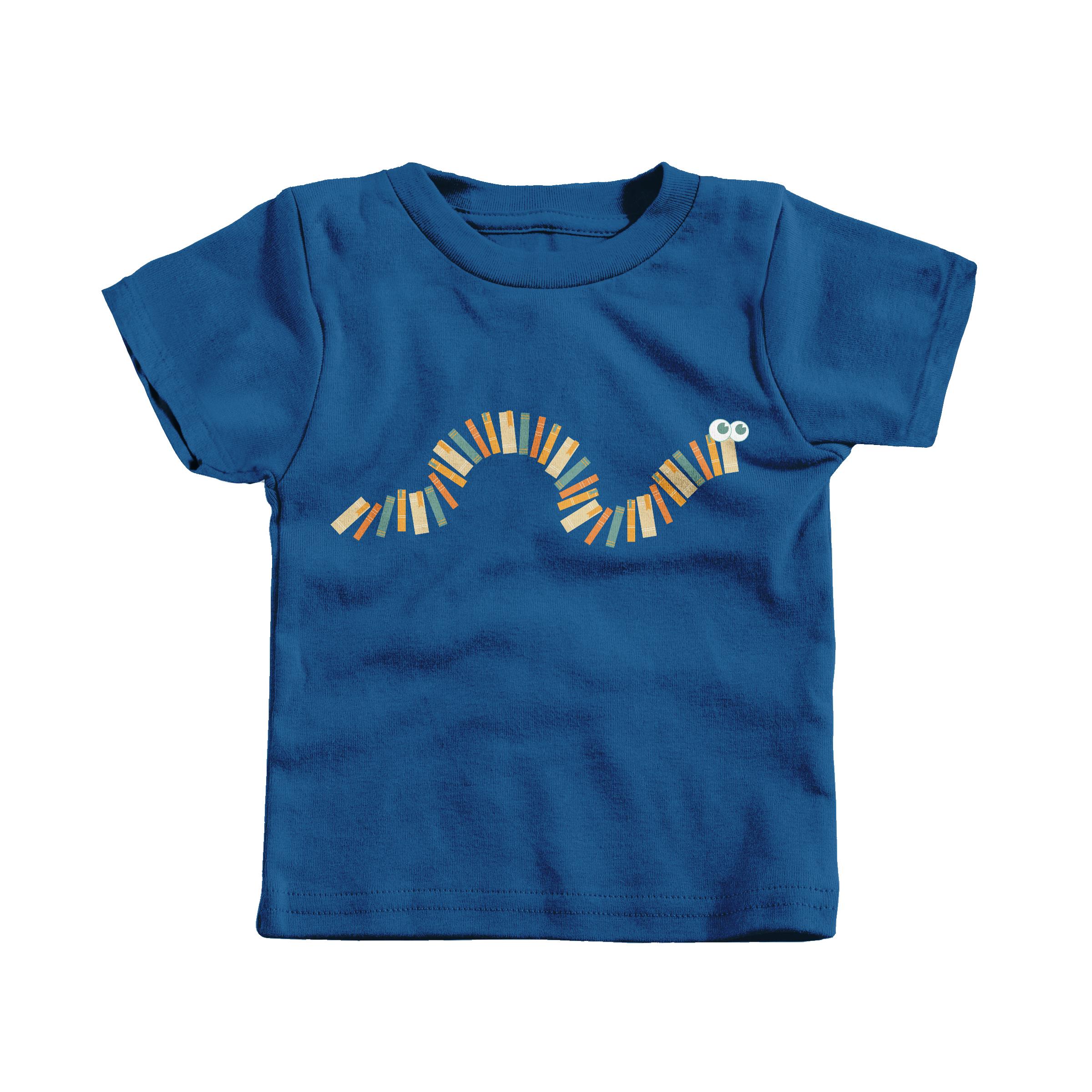 Bookworm Royal (Infant)