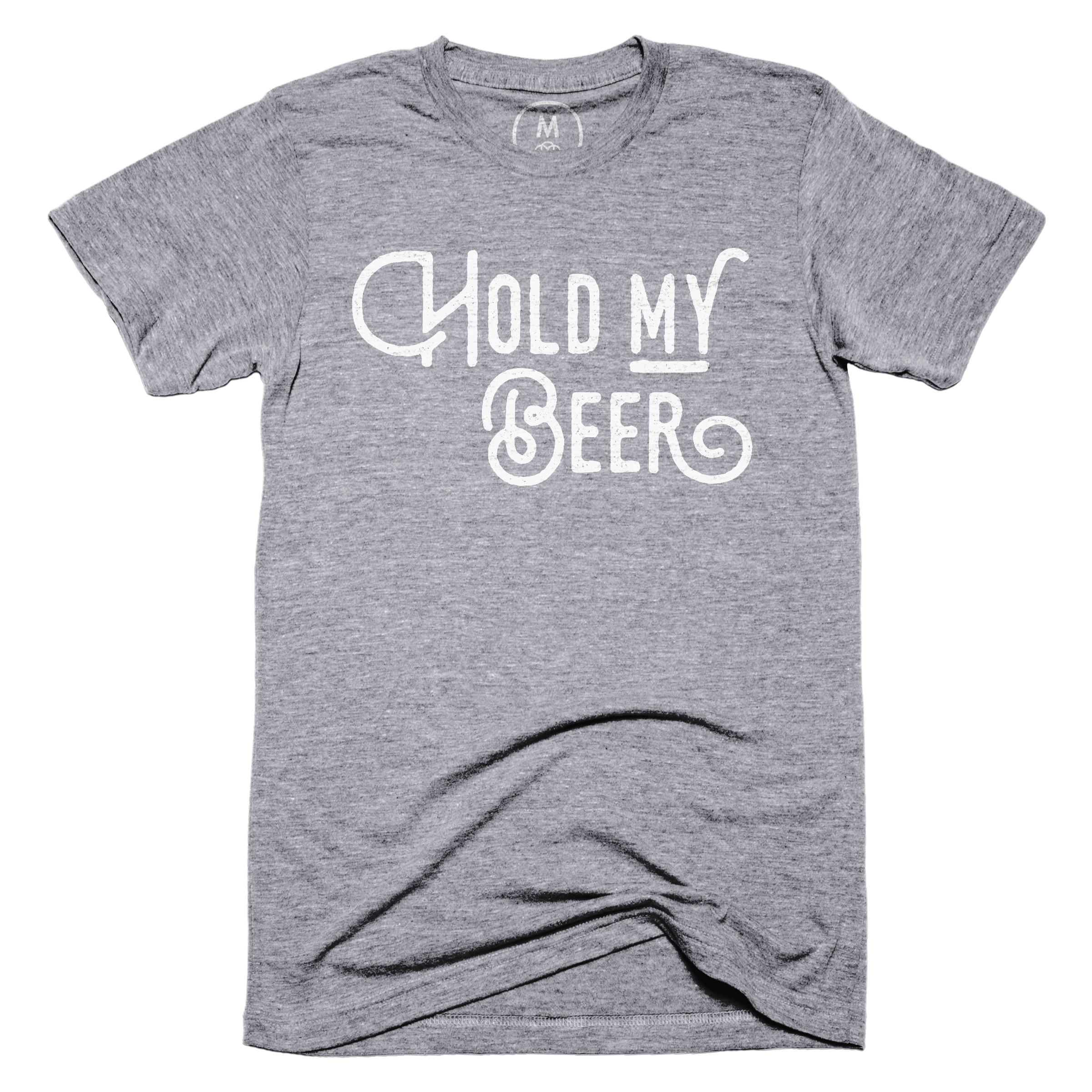 Hold My Beer Premium Heather (Men's)