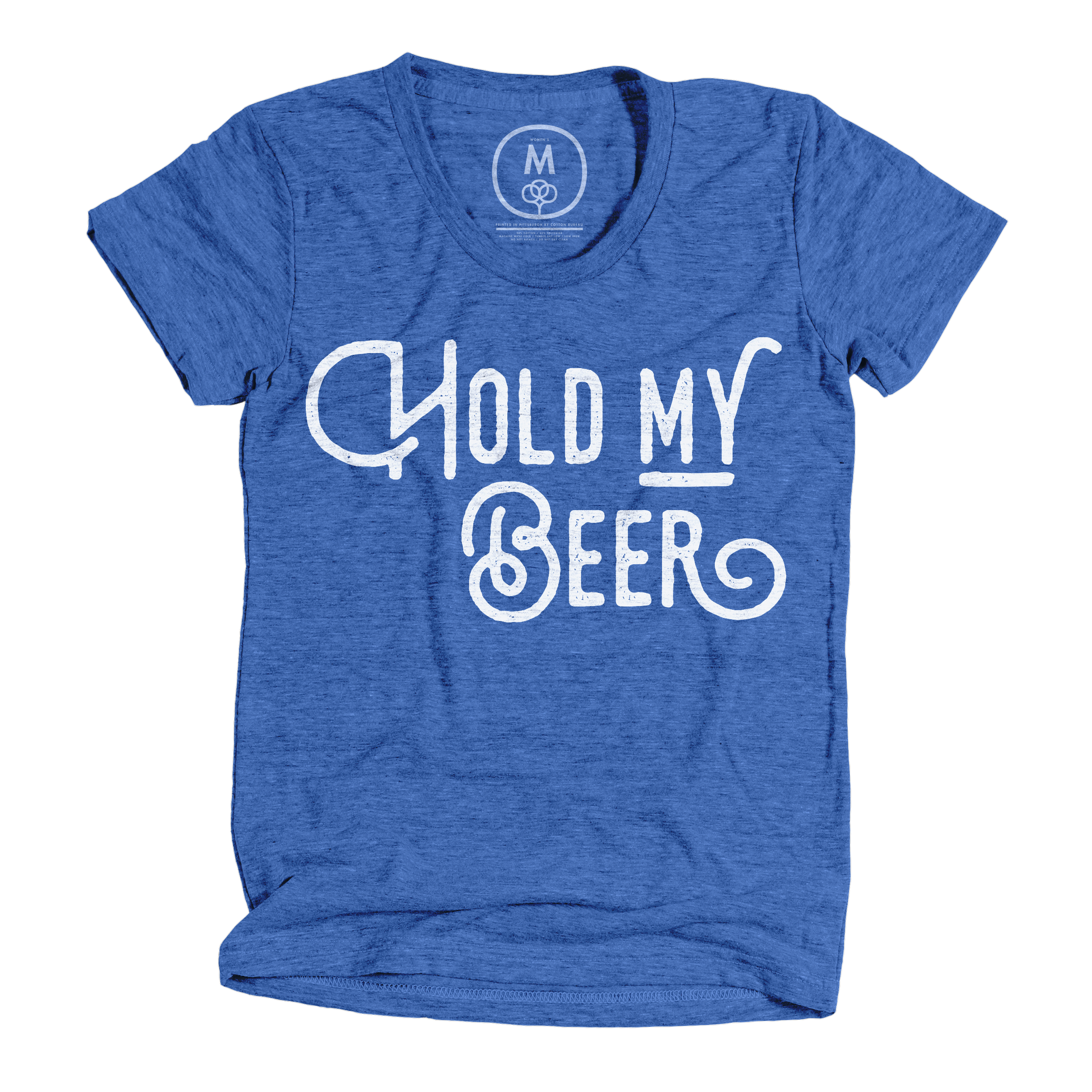 Hold My Beer Vintage Royal (Women's)