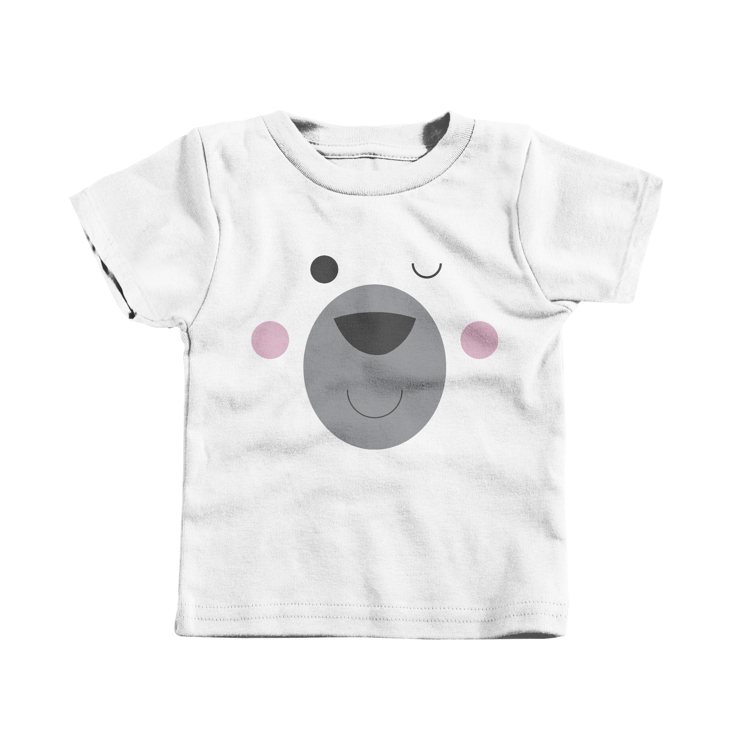 Polar Bear White (T-Shirt)